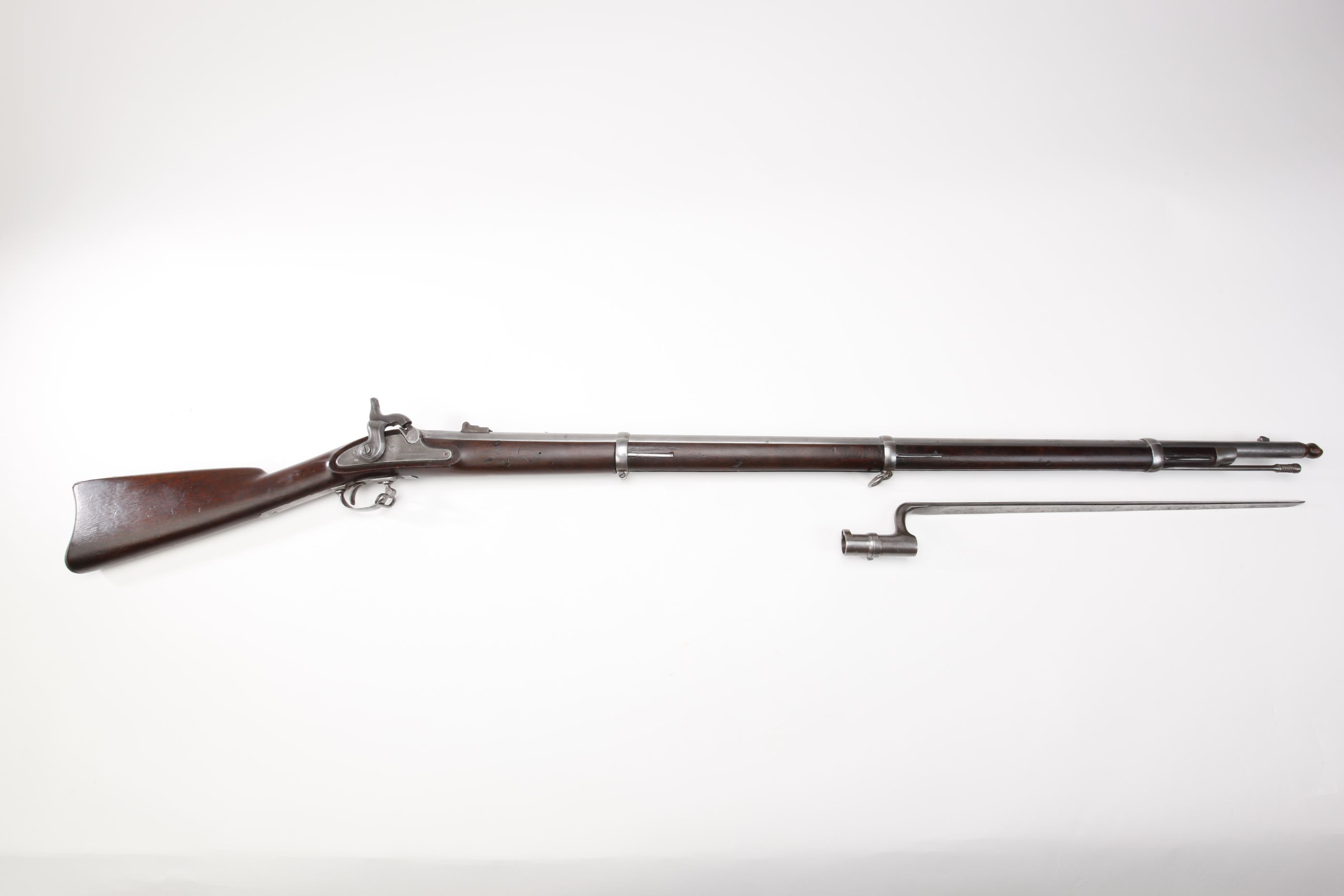 U.S. Springfield Model 1863 Type II Rifle Musket