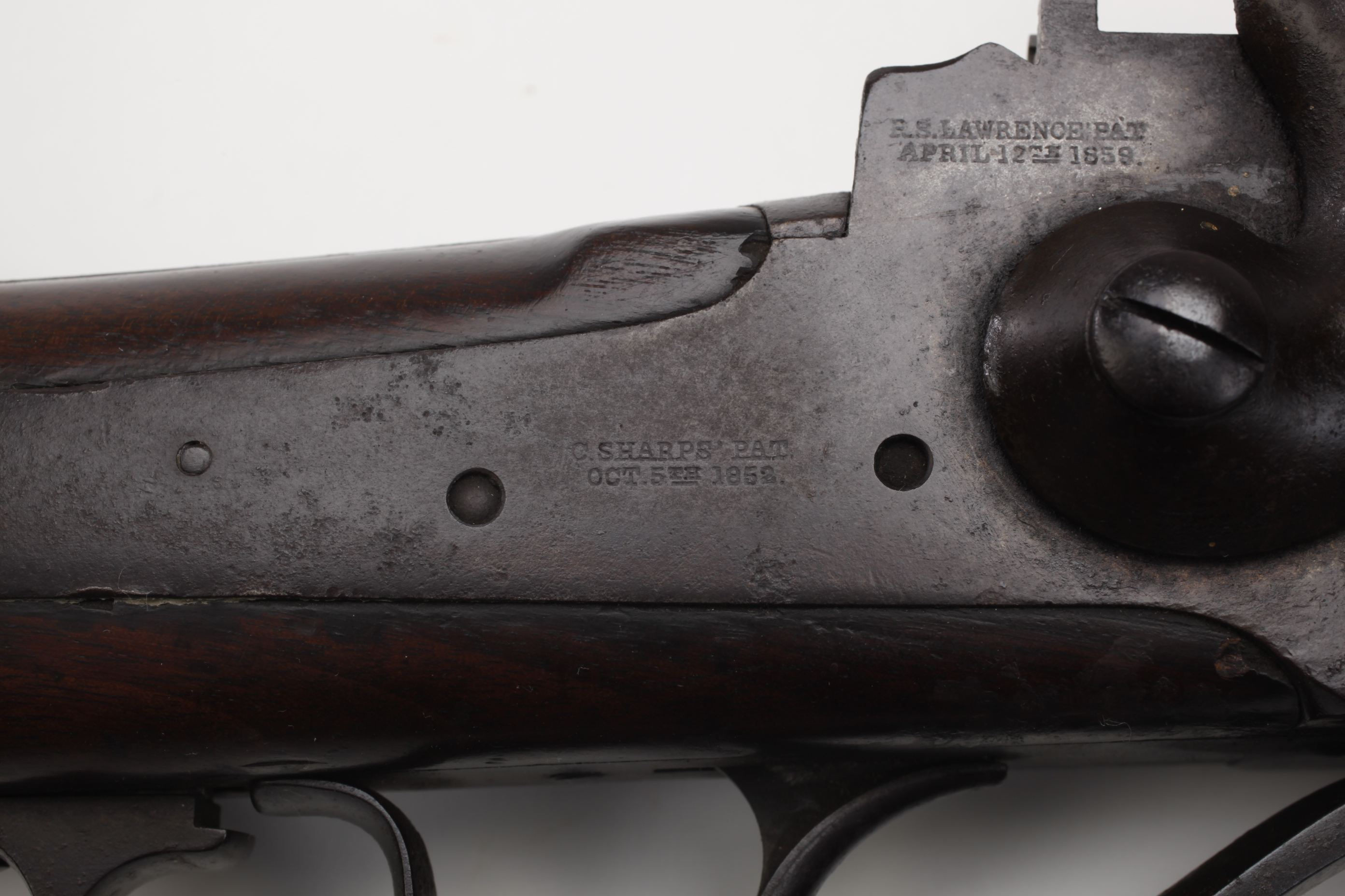 Sharps Model 1859 Navy Carbine