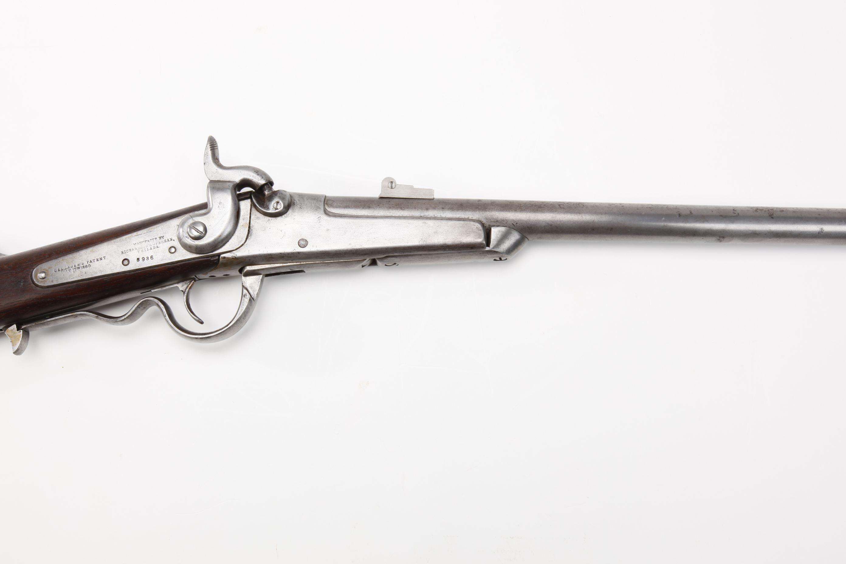 Richardson & Overman Gallagher Carbine