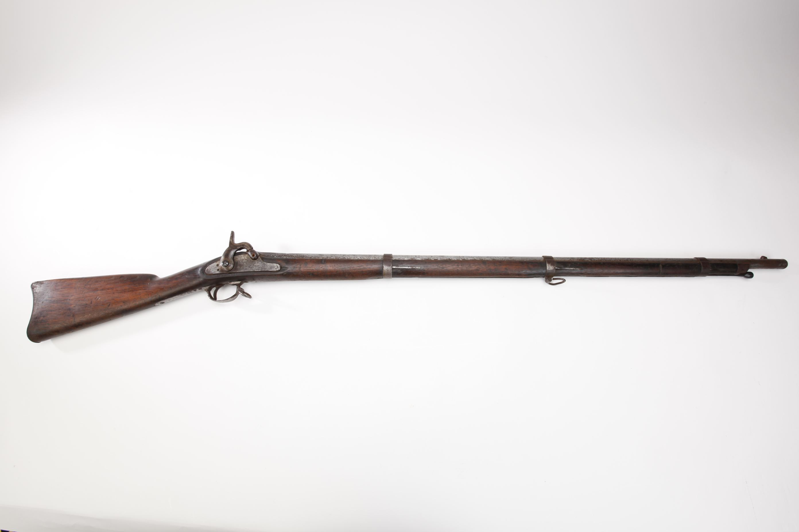 E. Robinson Model 1861 Percussion Rifle-Musket