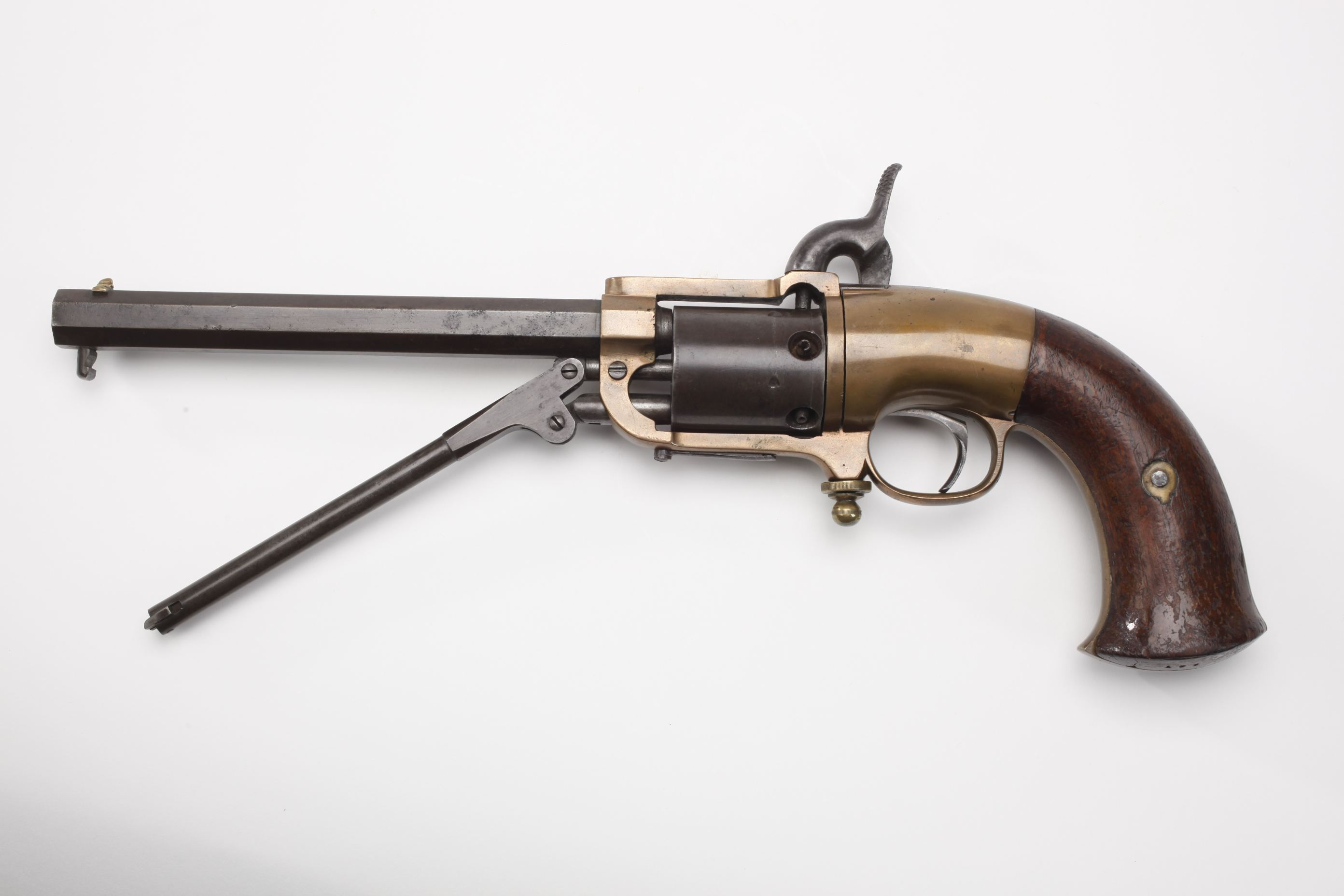 Jesse Butterfield Army Revolver