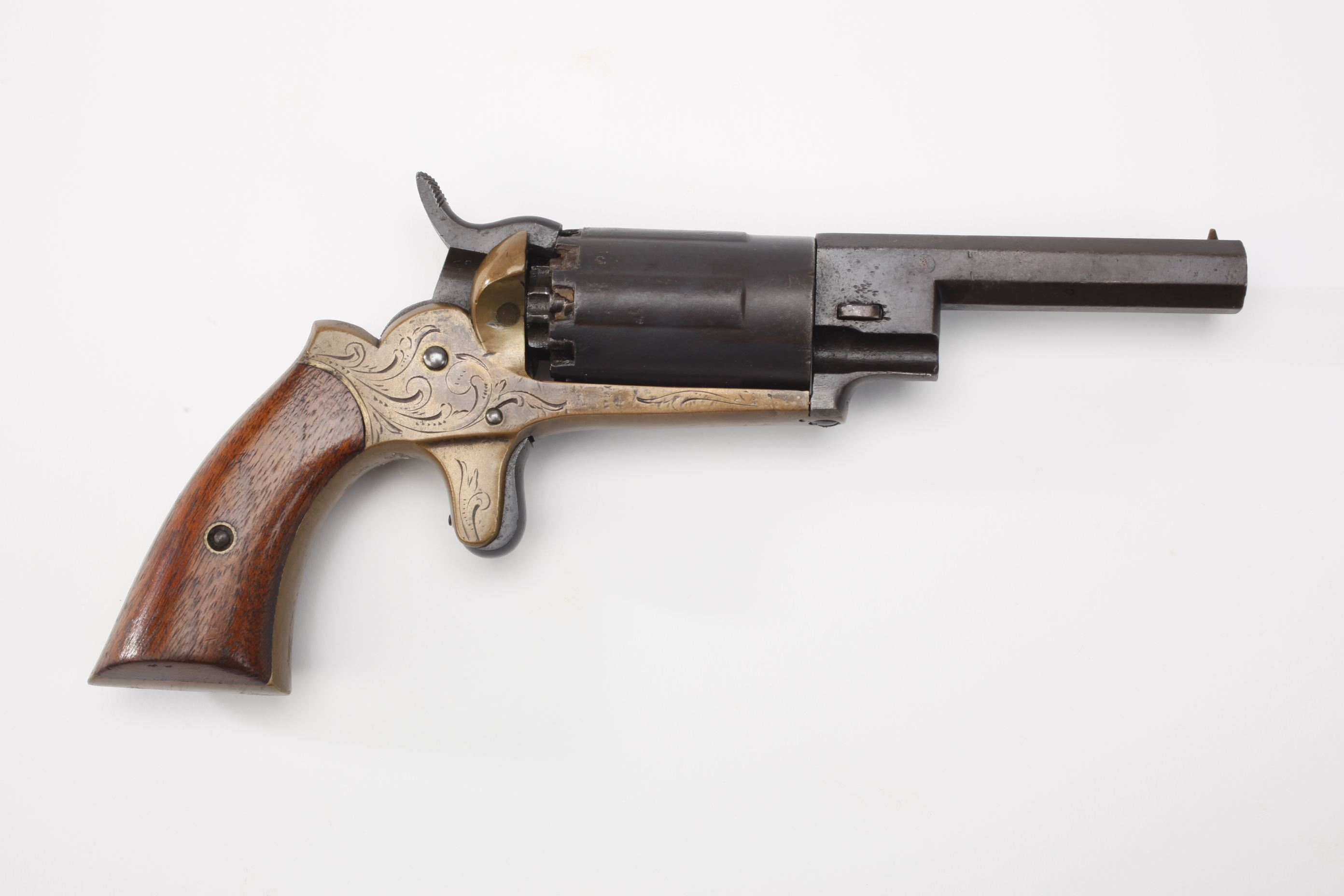 John Walch Pocket Model Revolver