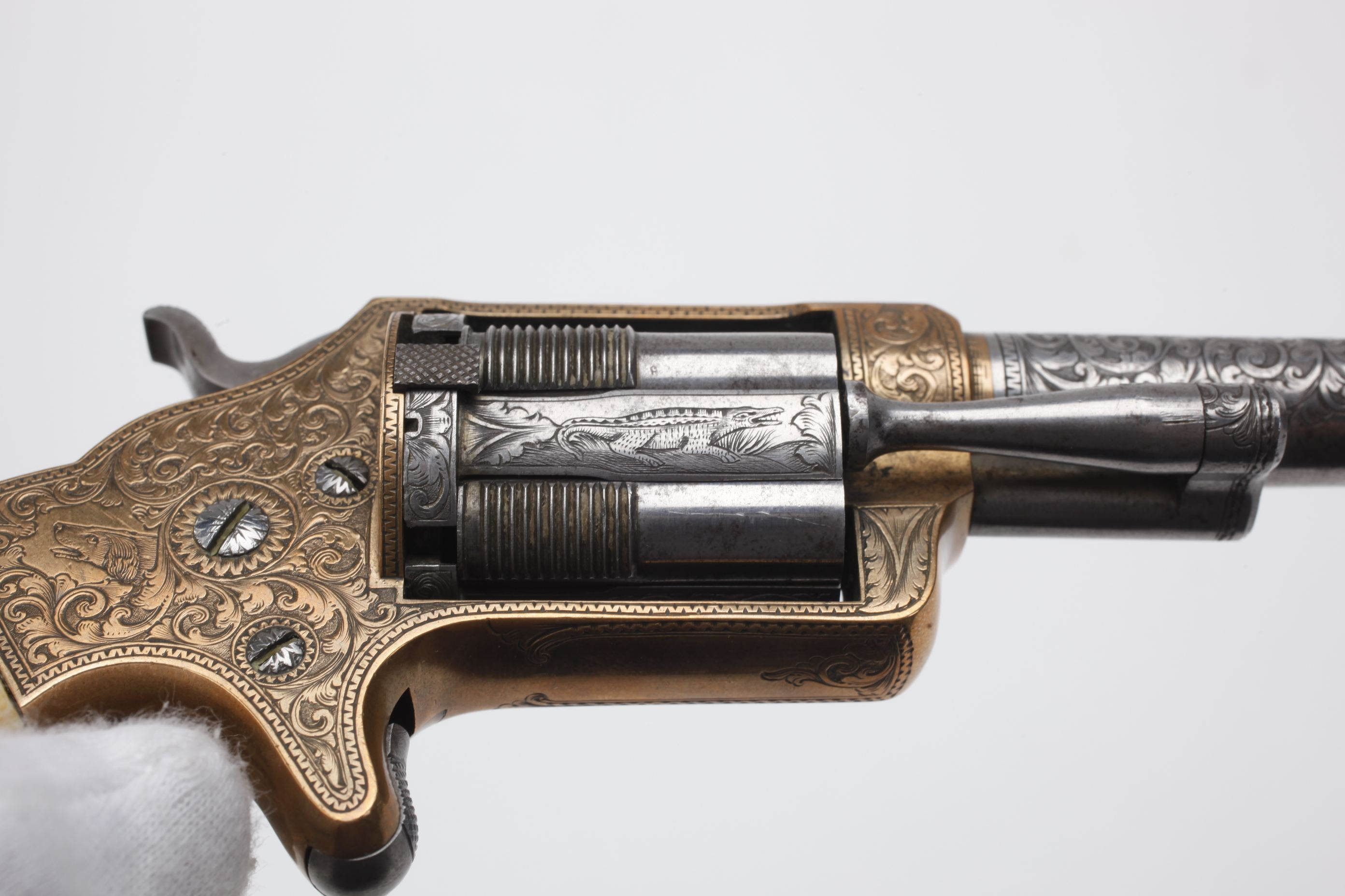 Brooklyn Firearms Co Pocket Revolver