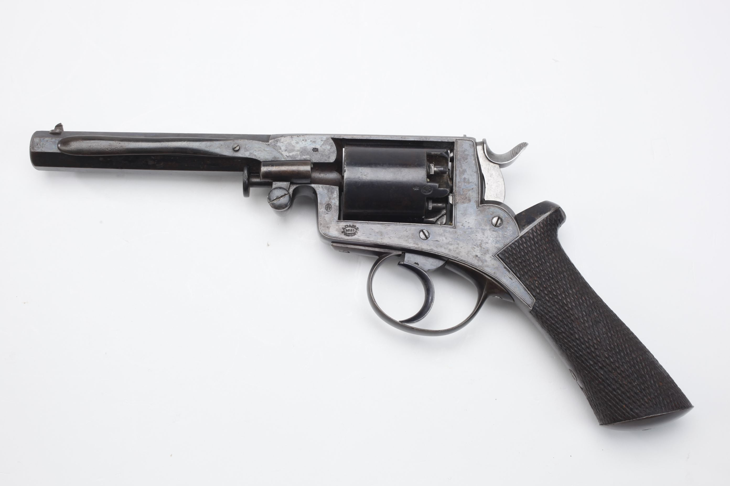 Adams Army Percussion Revolver