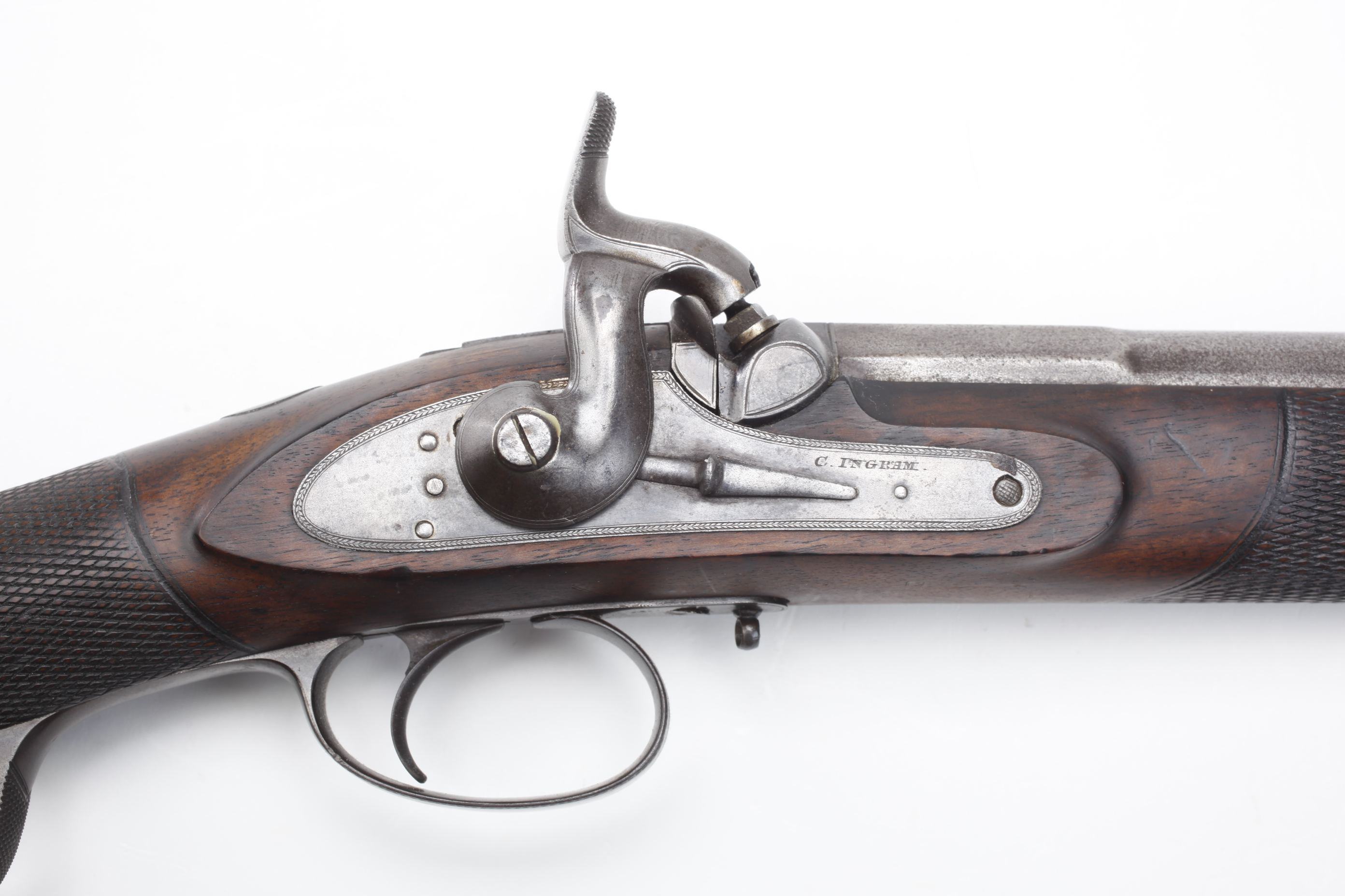 Charles Ingram Volunteer Pattern Rifle