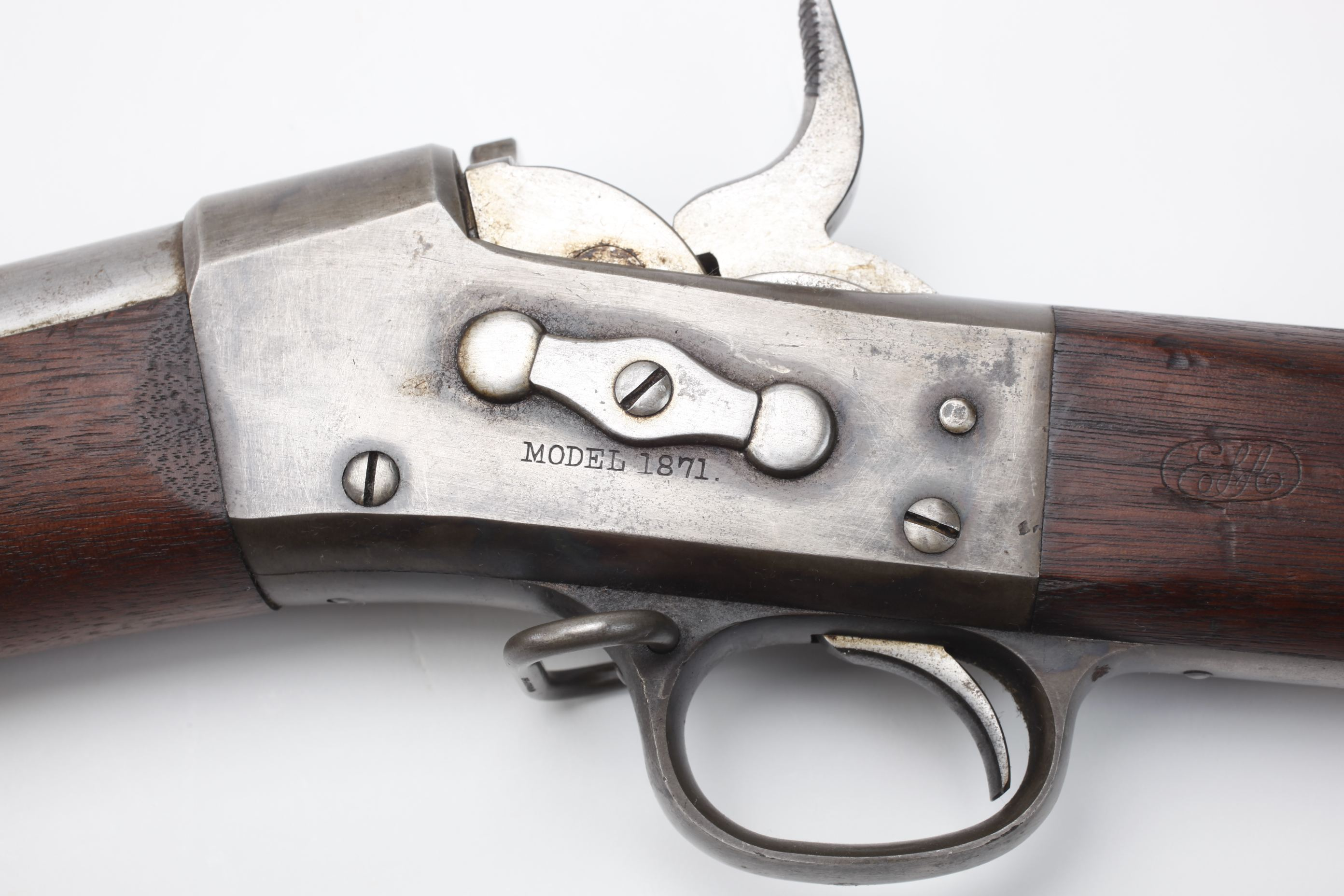 U.S. Springfield Model 1871 Rolling Block Rifle