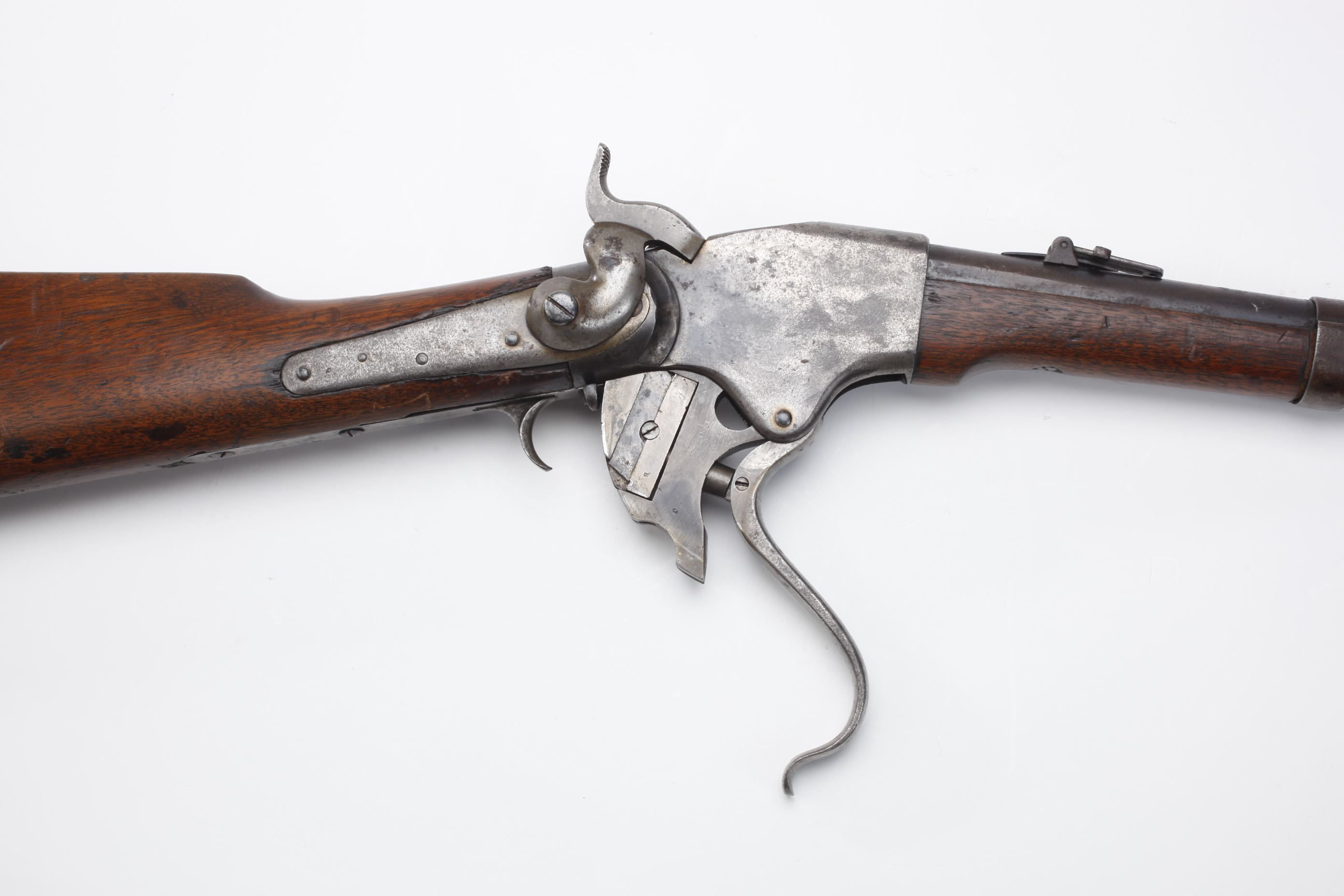 Burnside Rifle Company Model 1865 Spencer Repeating Carbine