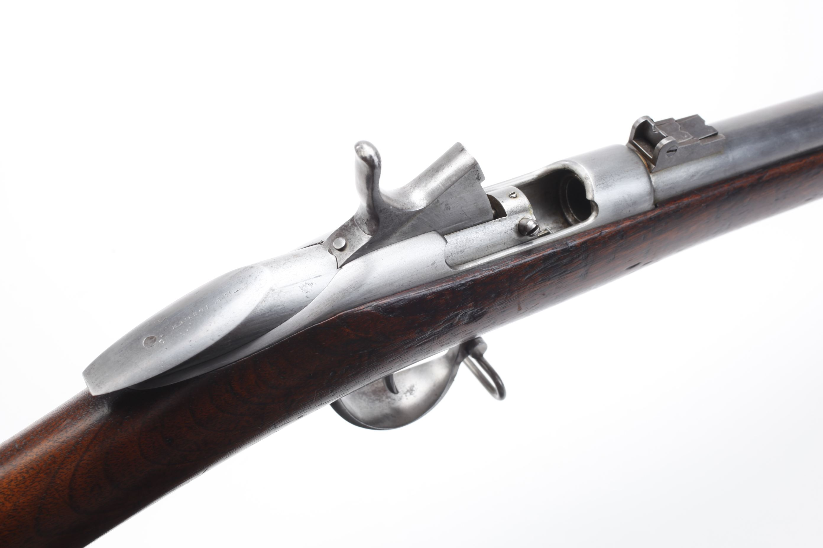 Joslyn Tomes Model 1870 Straight Pull Single Shot Rifle