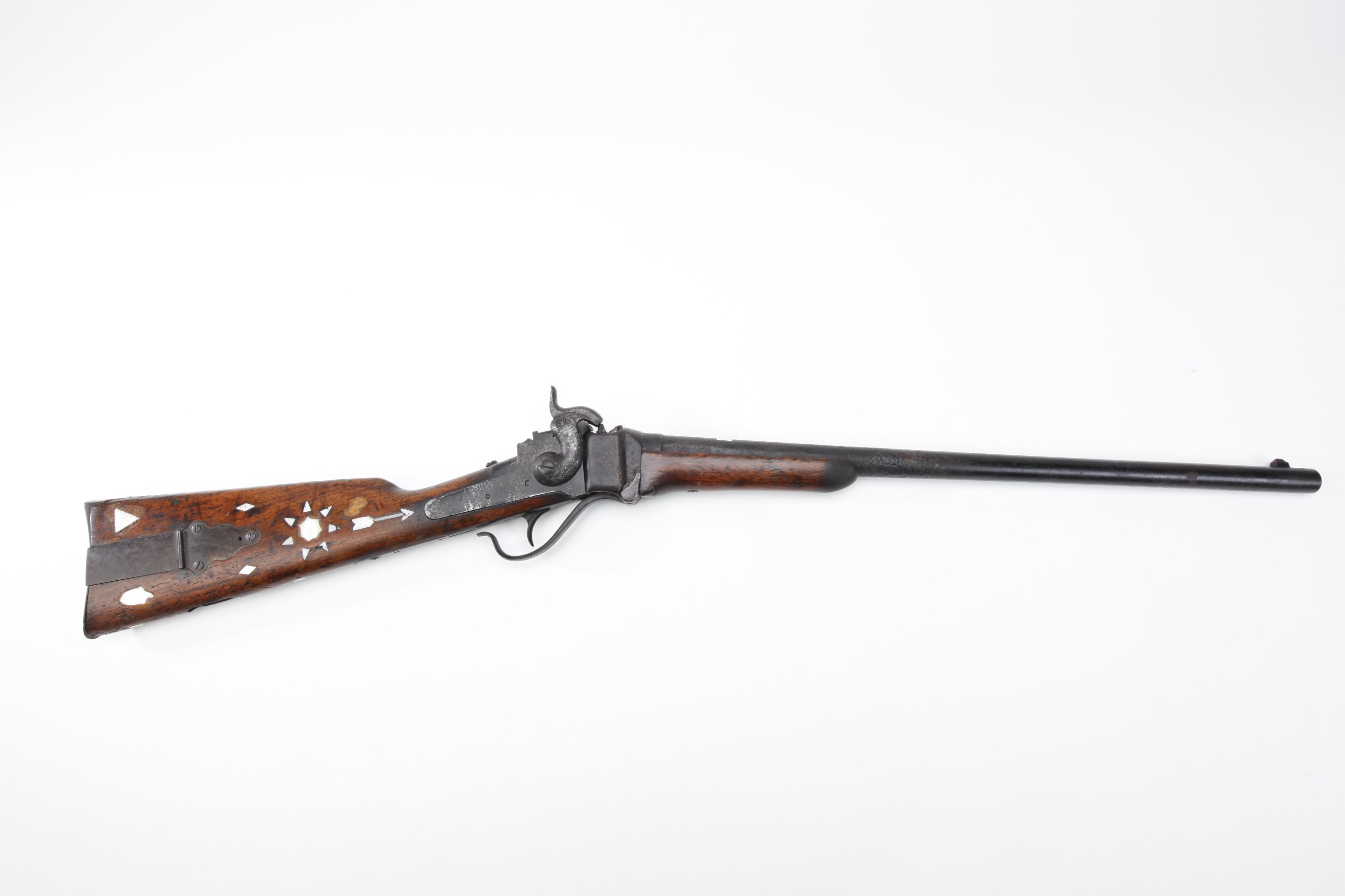 Sharps Model 1859 Single-Shot Percussion Carbine