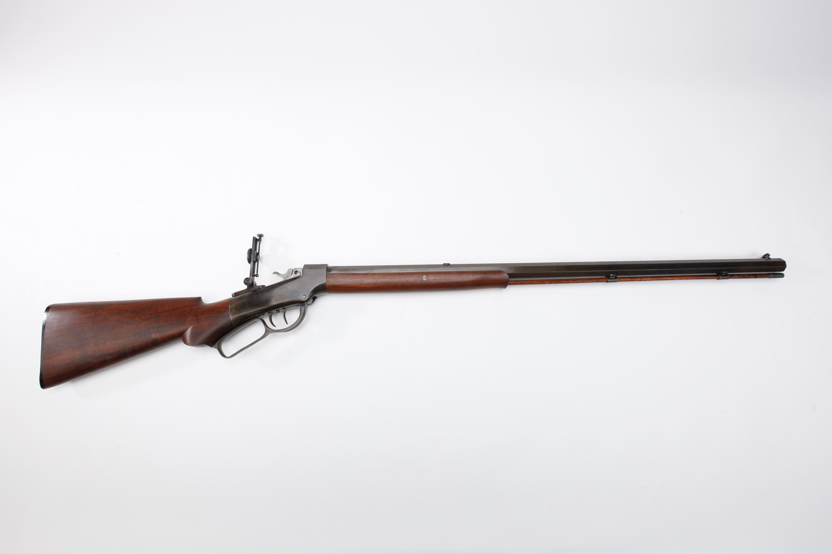 Ballard No 5 Pacific Falling Block Single Shot Rifle