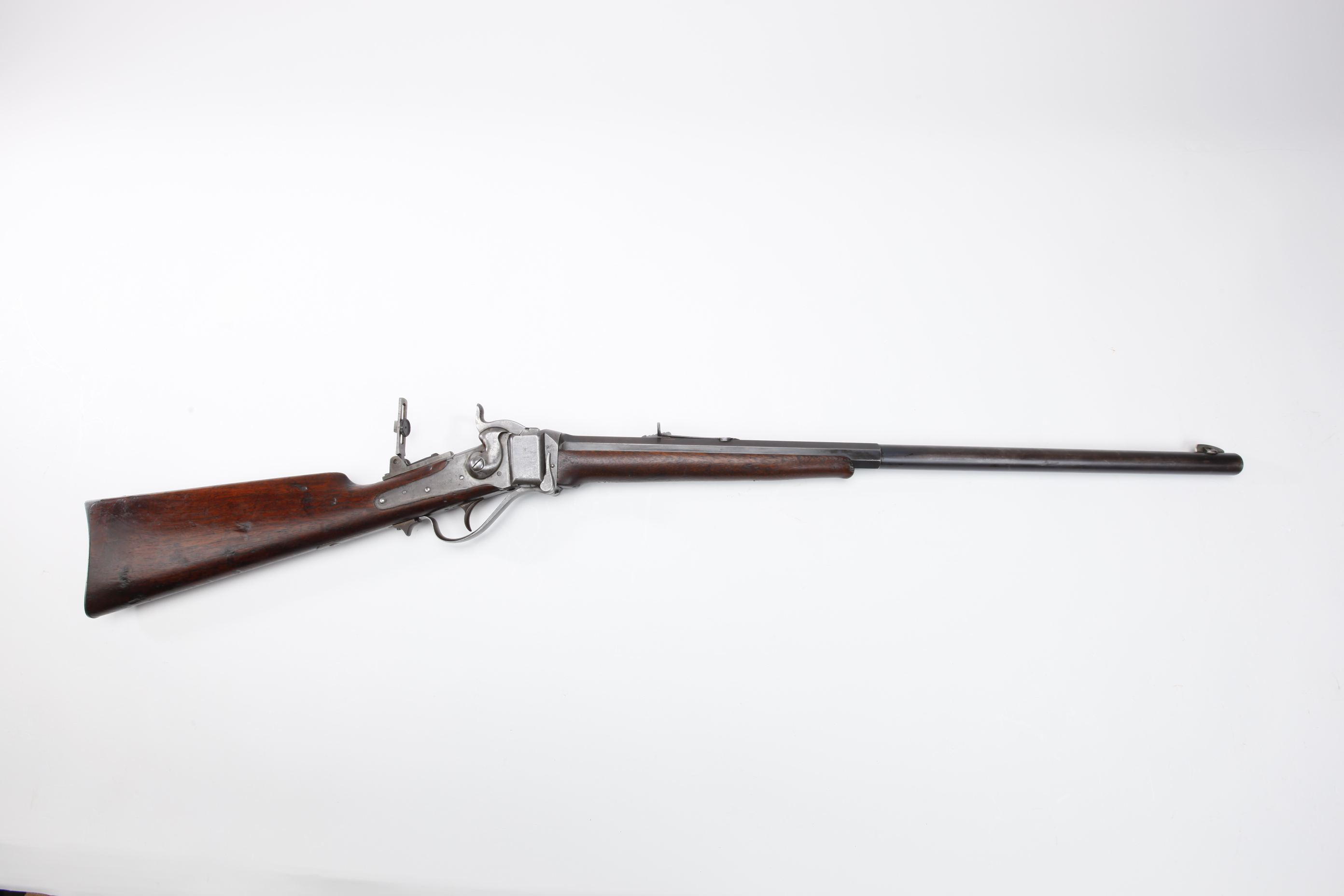 Sharps Model 1874 Old Reliable Single Shot Falling Block Rifle (2)