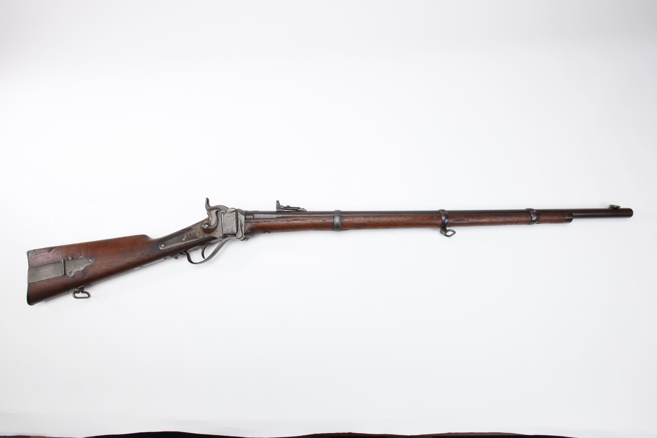 Sharps/Freund Bros. Model 1874 Falling Block Rifle