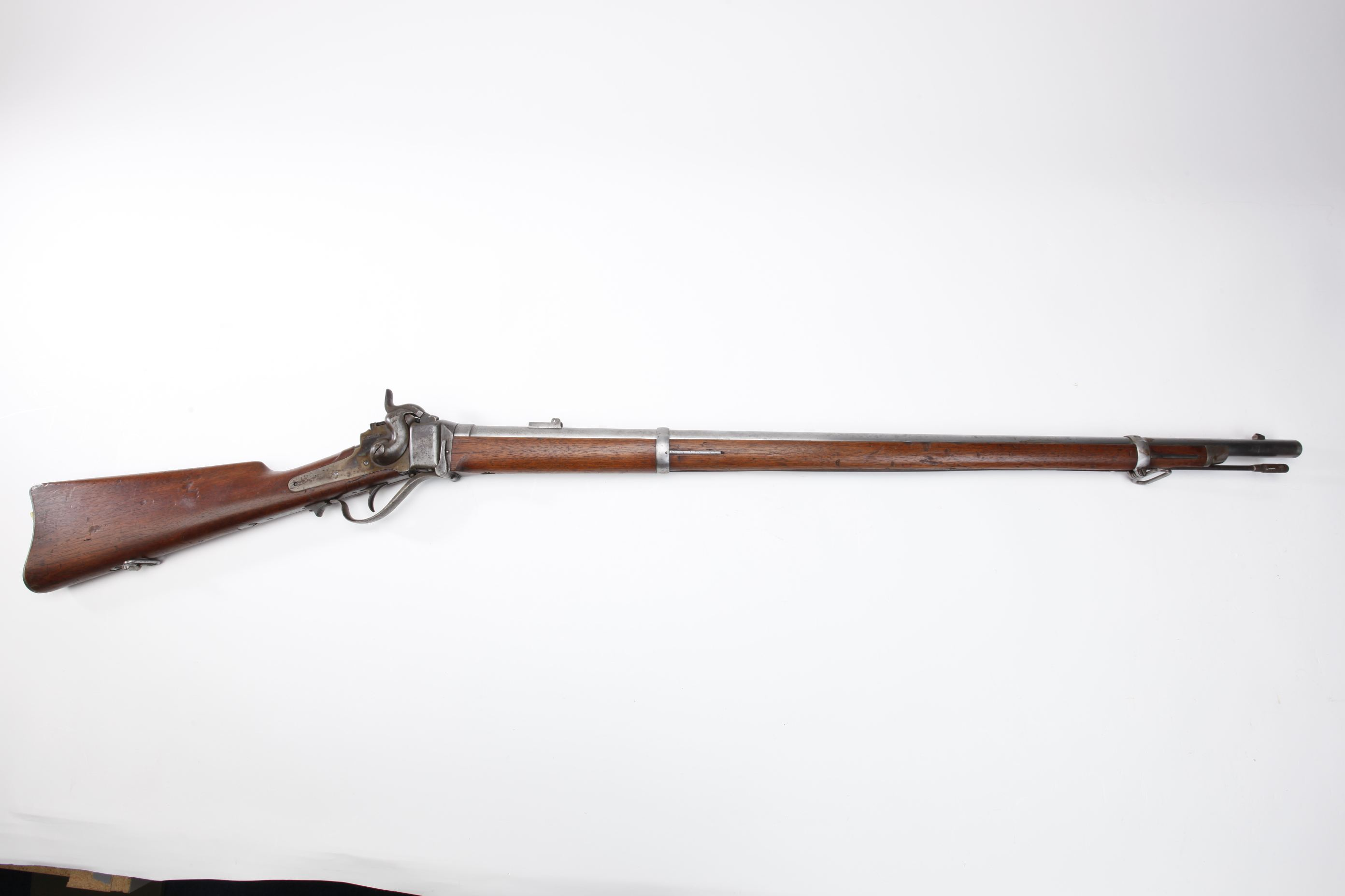 Sharps Springfield Altered Model 1870 Rifle