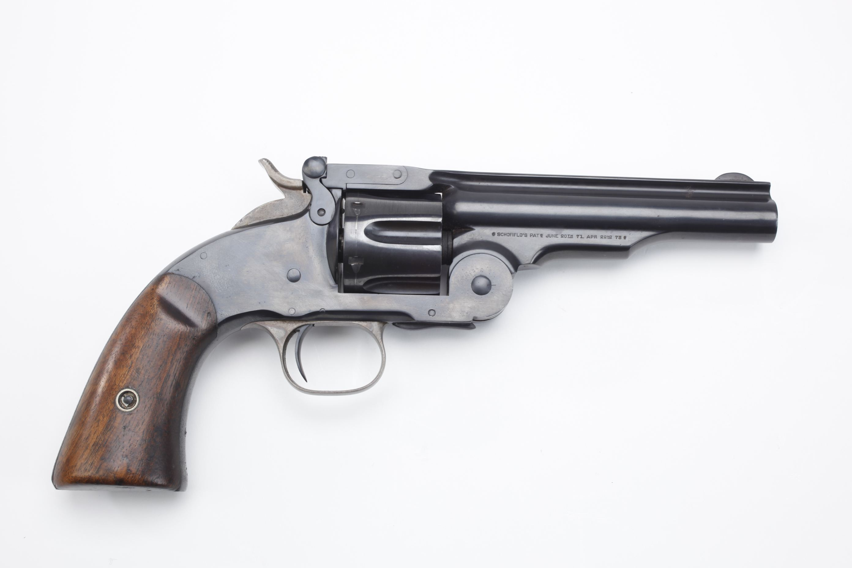 Smith & Wesson Second Model Schofield revolver