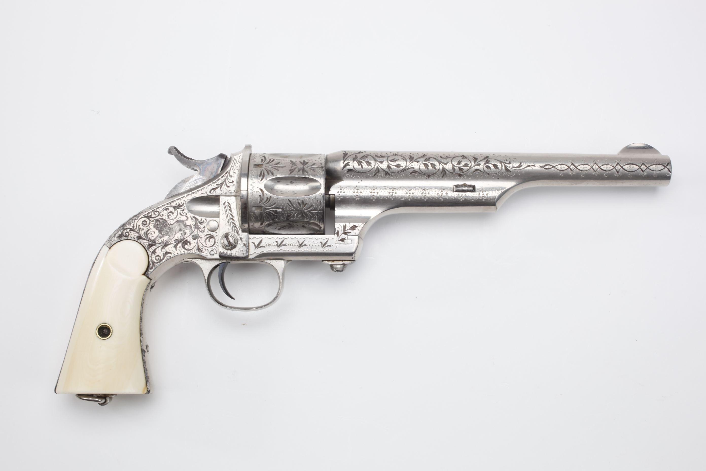 Merwin Hulbert & Co Single Action Army Revolver