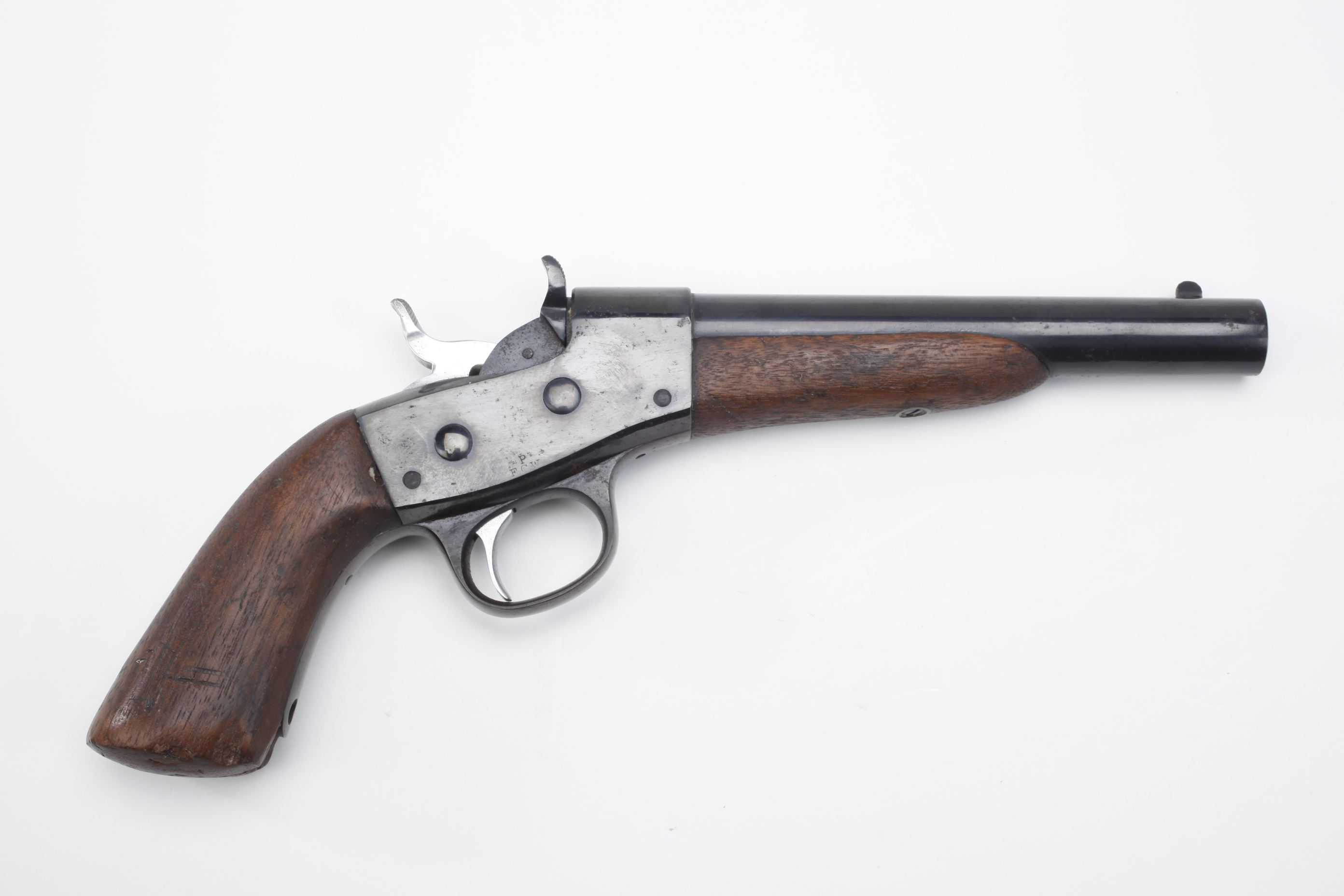 Remington Model 1867 Rolling Block Pistol