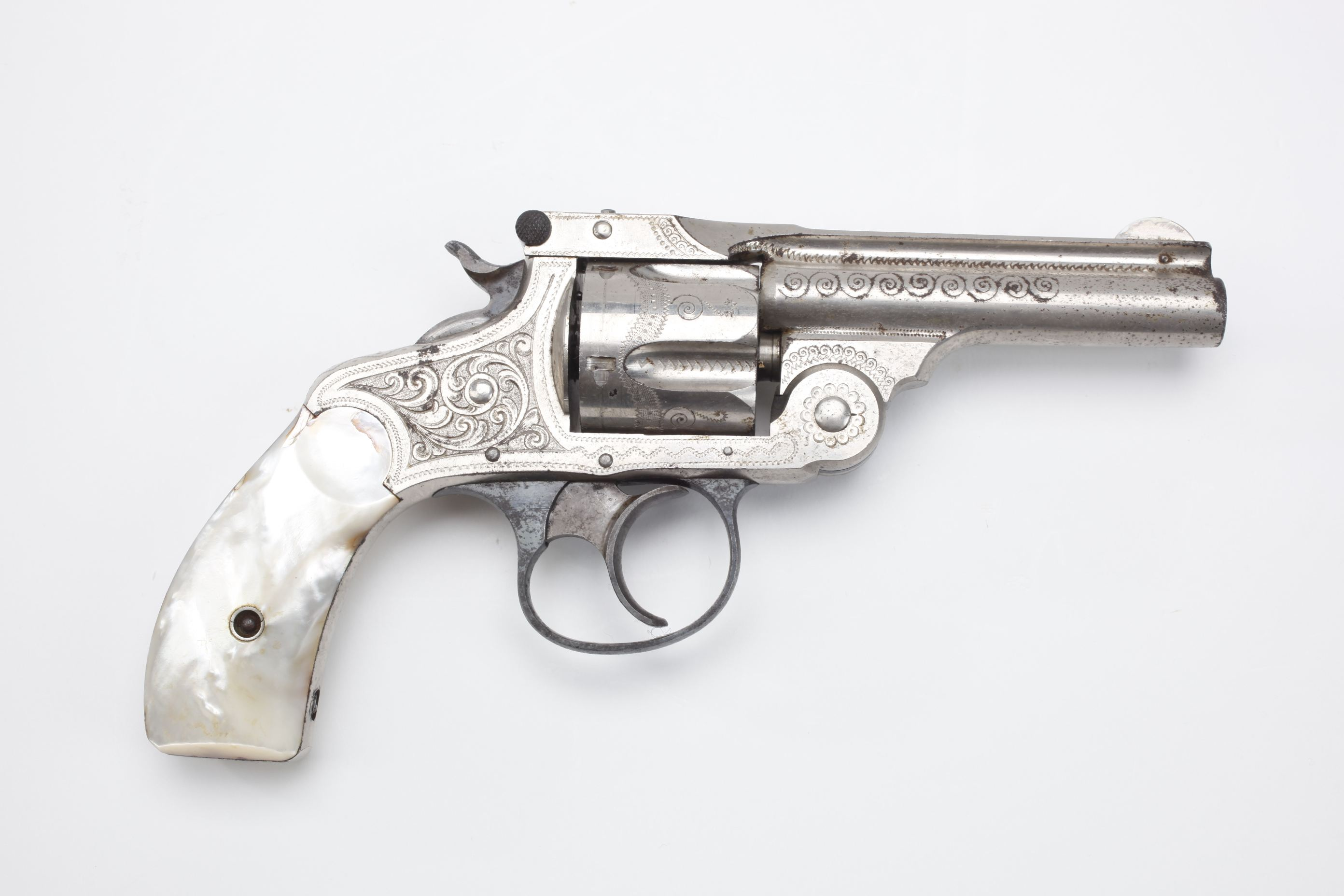 Marlin Model 1887 Top Break revolver