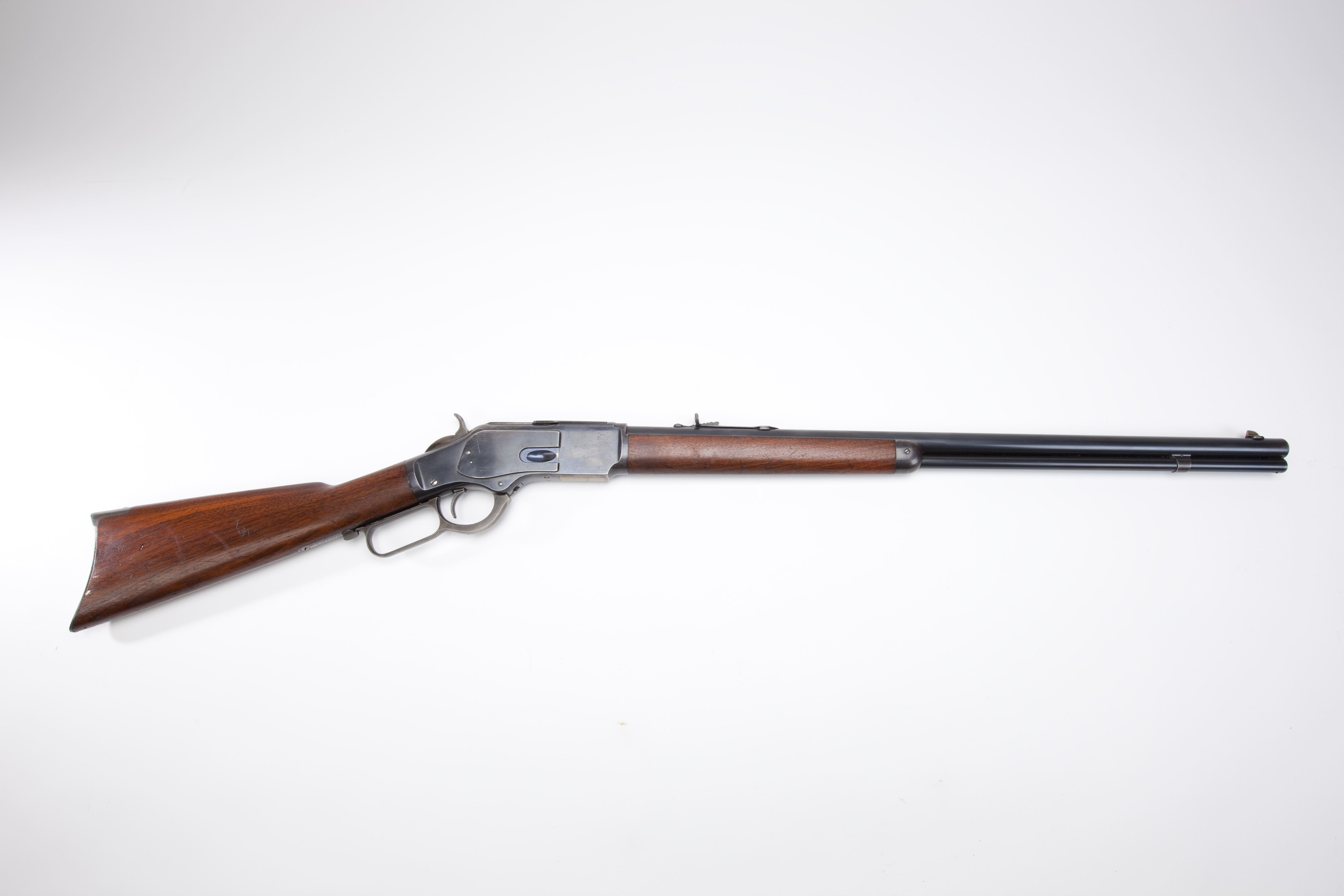 Winchester Model 1873 Lever Action Rifle (4)