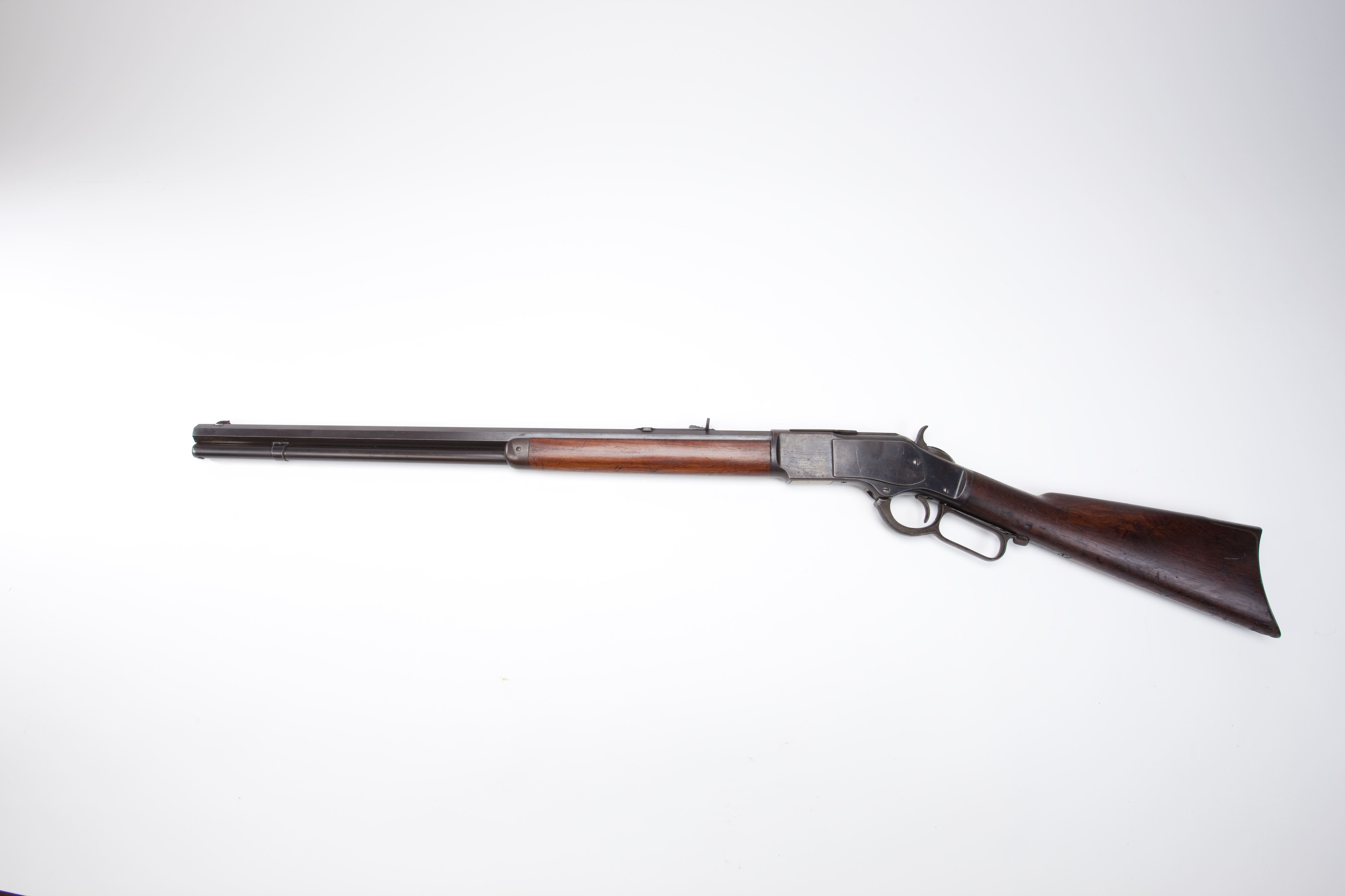 Winchester Model 1873 Lever Action Rifle (6)