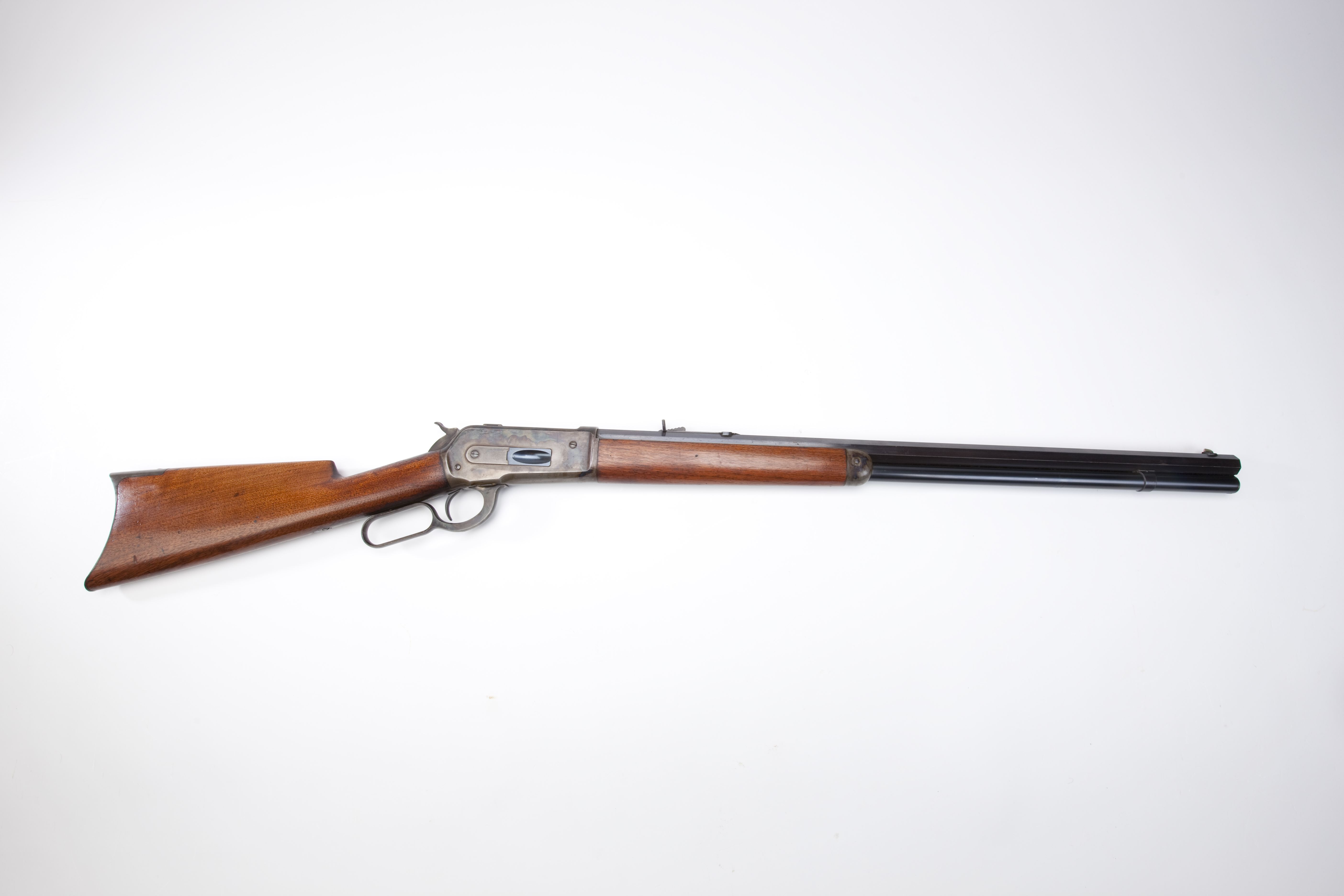 Winchester Model 1886 Lever Action Rifle (2)