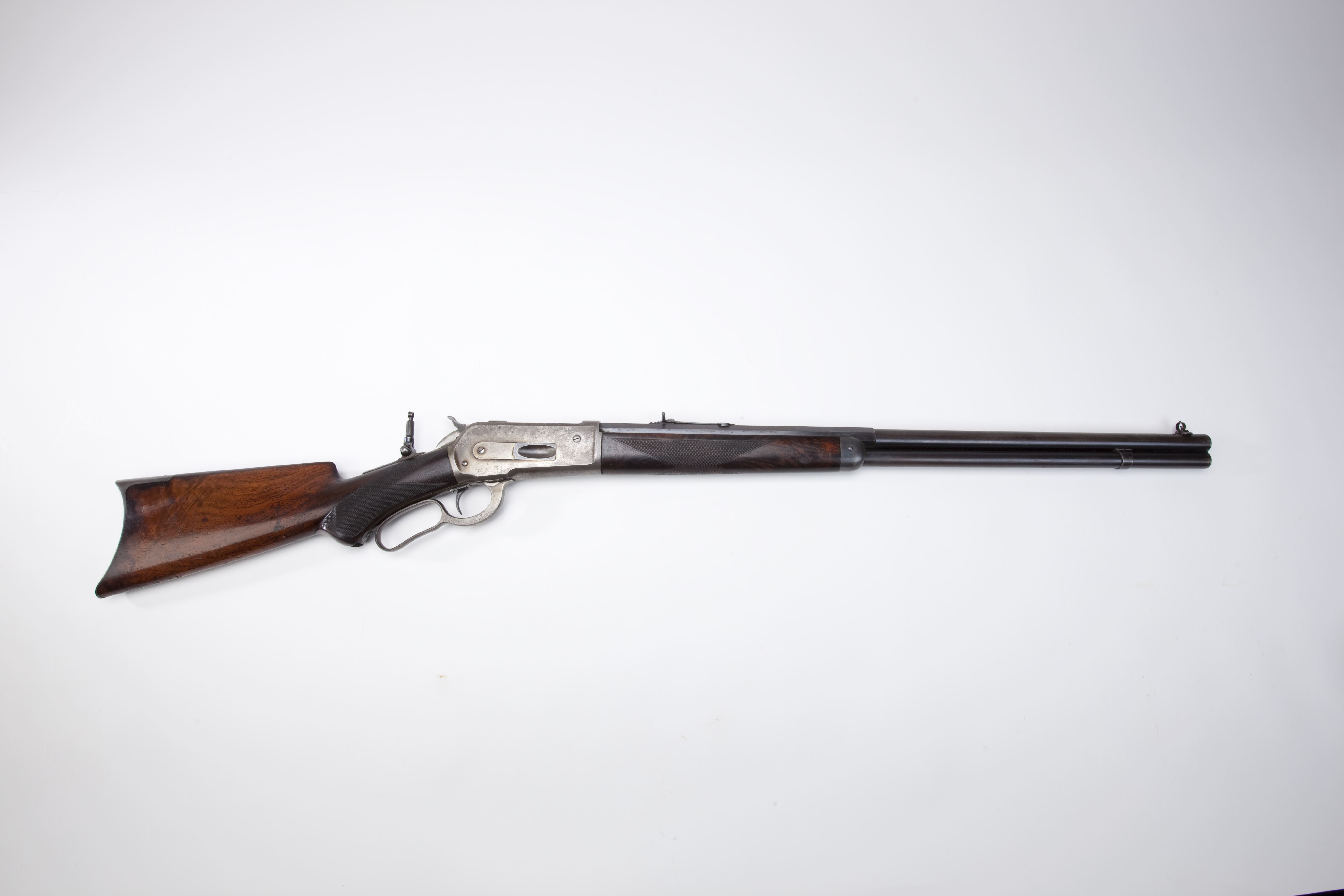 Winchester Model 1886 Lever Action Rifle (7)