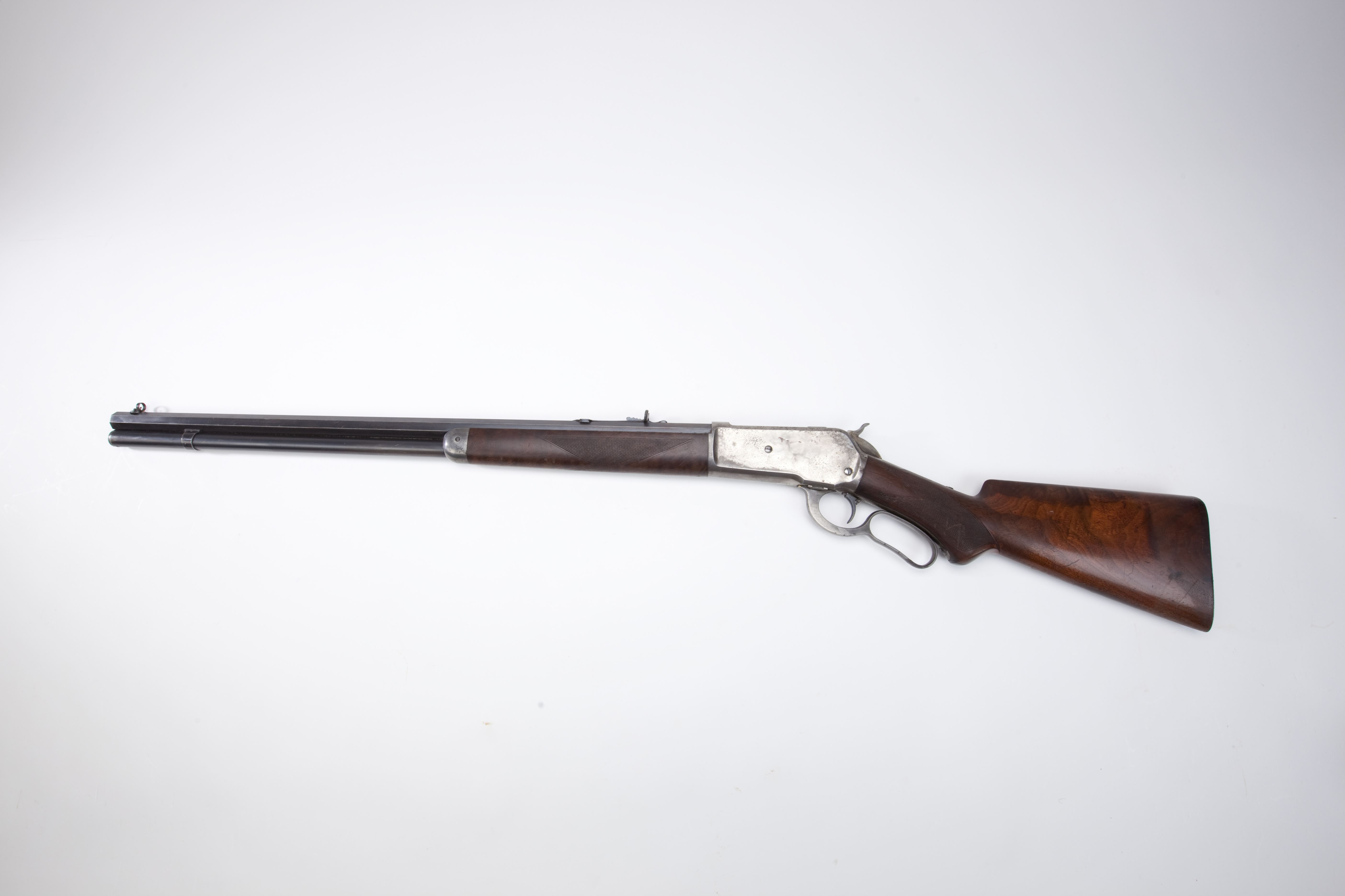 Winchester Model 1886 Lever Action Rifle (9)