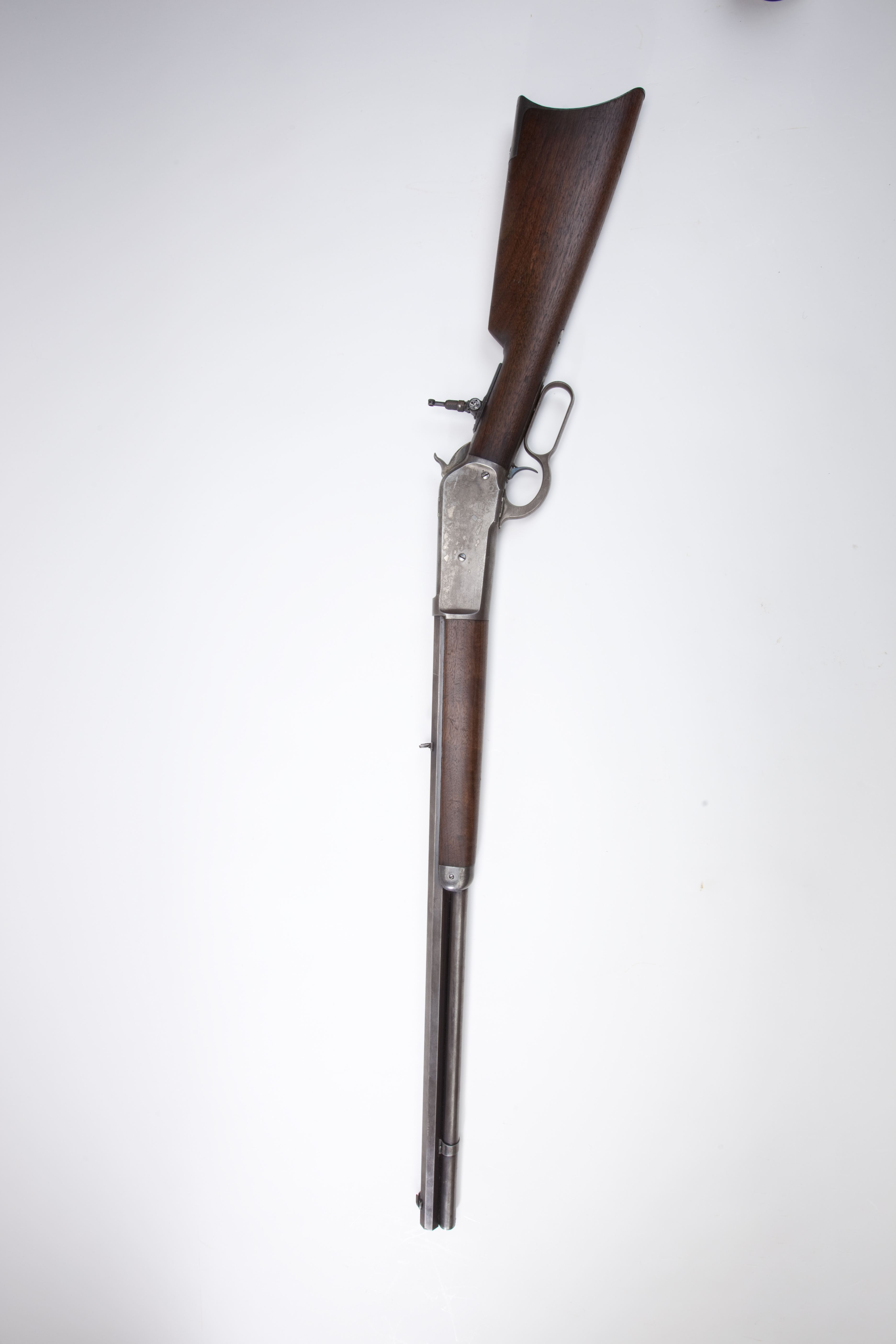 Winchester Model 1886 Lever Action Rifle (10)