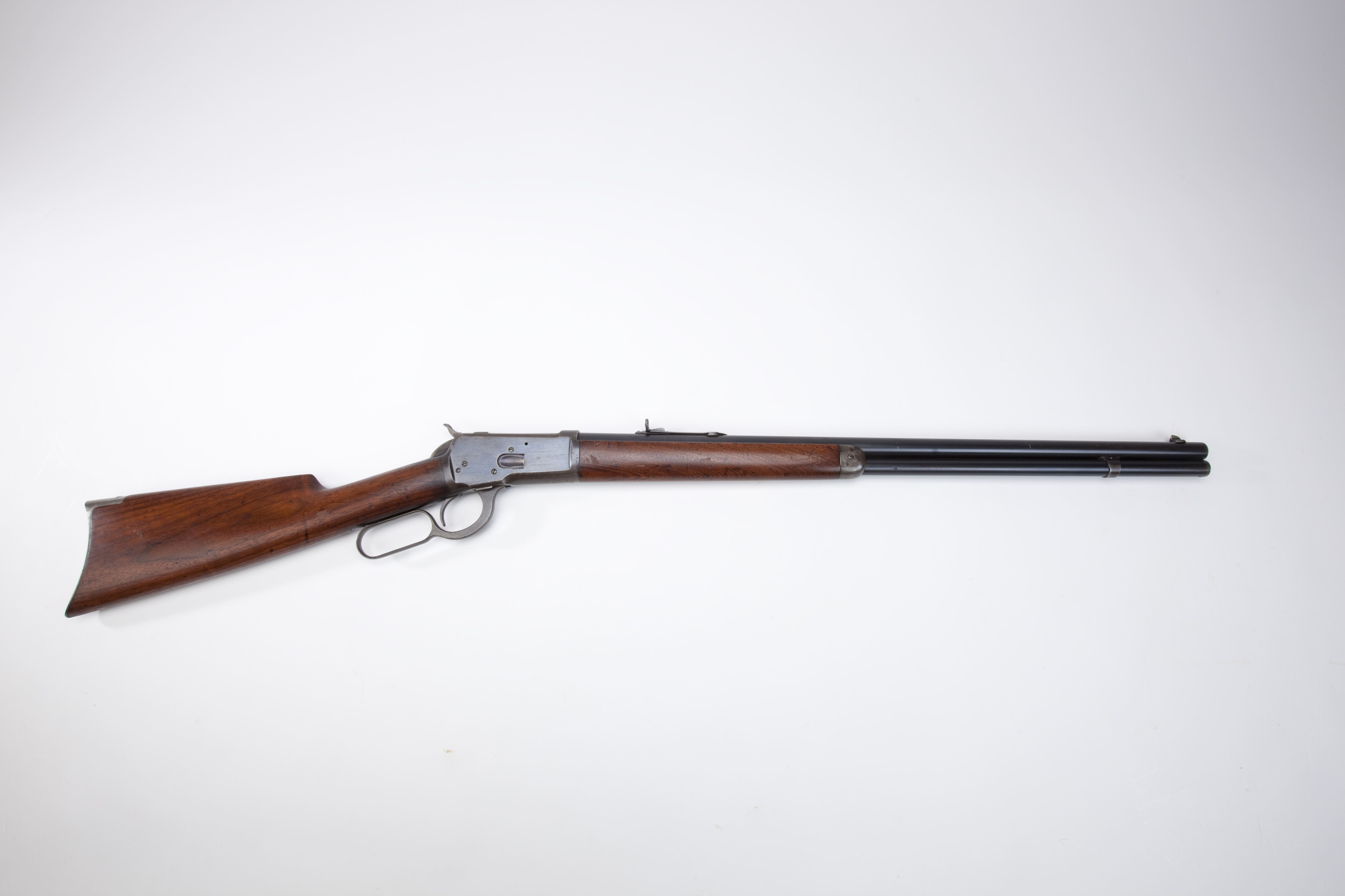 Winchester Model 1892 Lever Action Rifle (7)