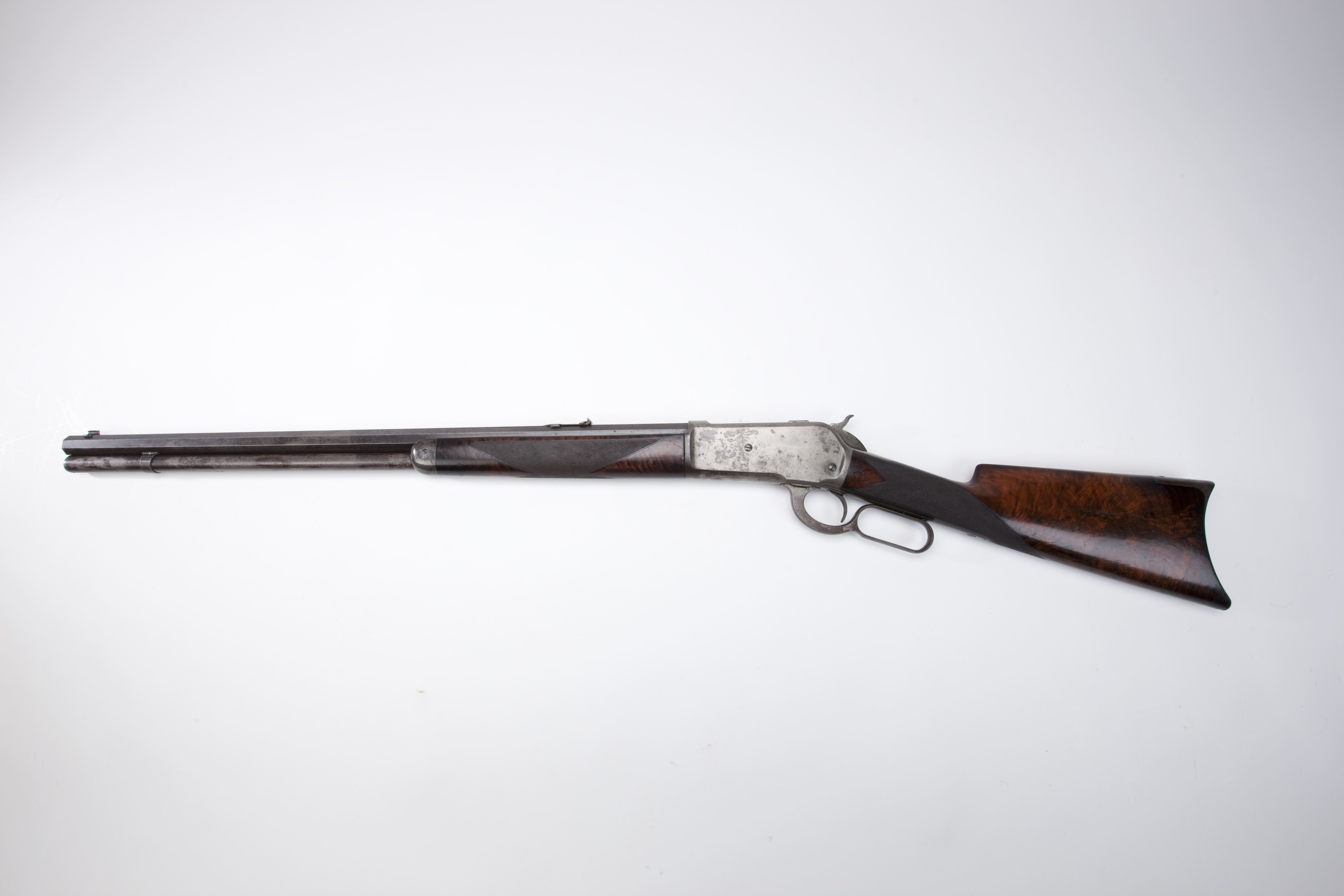 Winchester Model 1886 Deluxe Lever Action Rifle