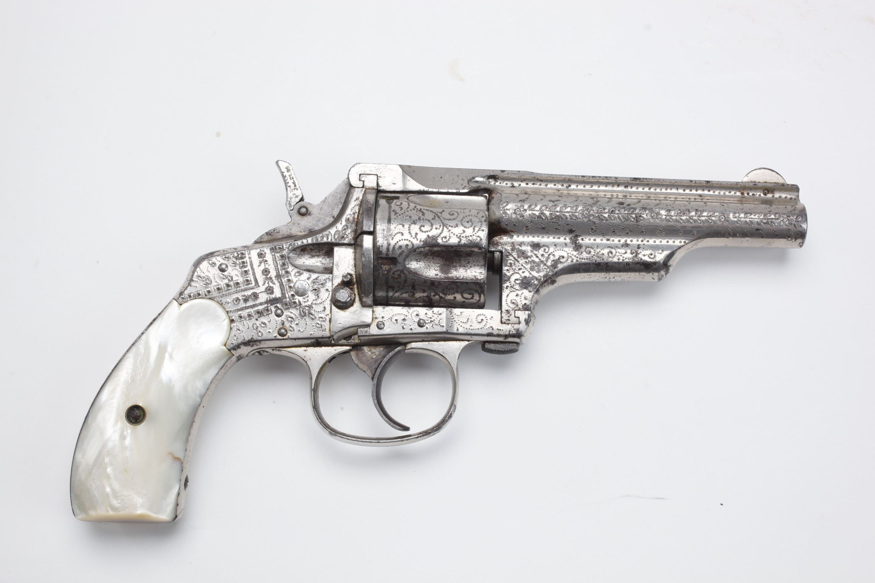Merwin Hulbert Double Action Pocket Revolver