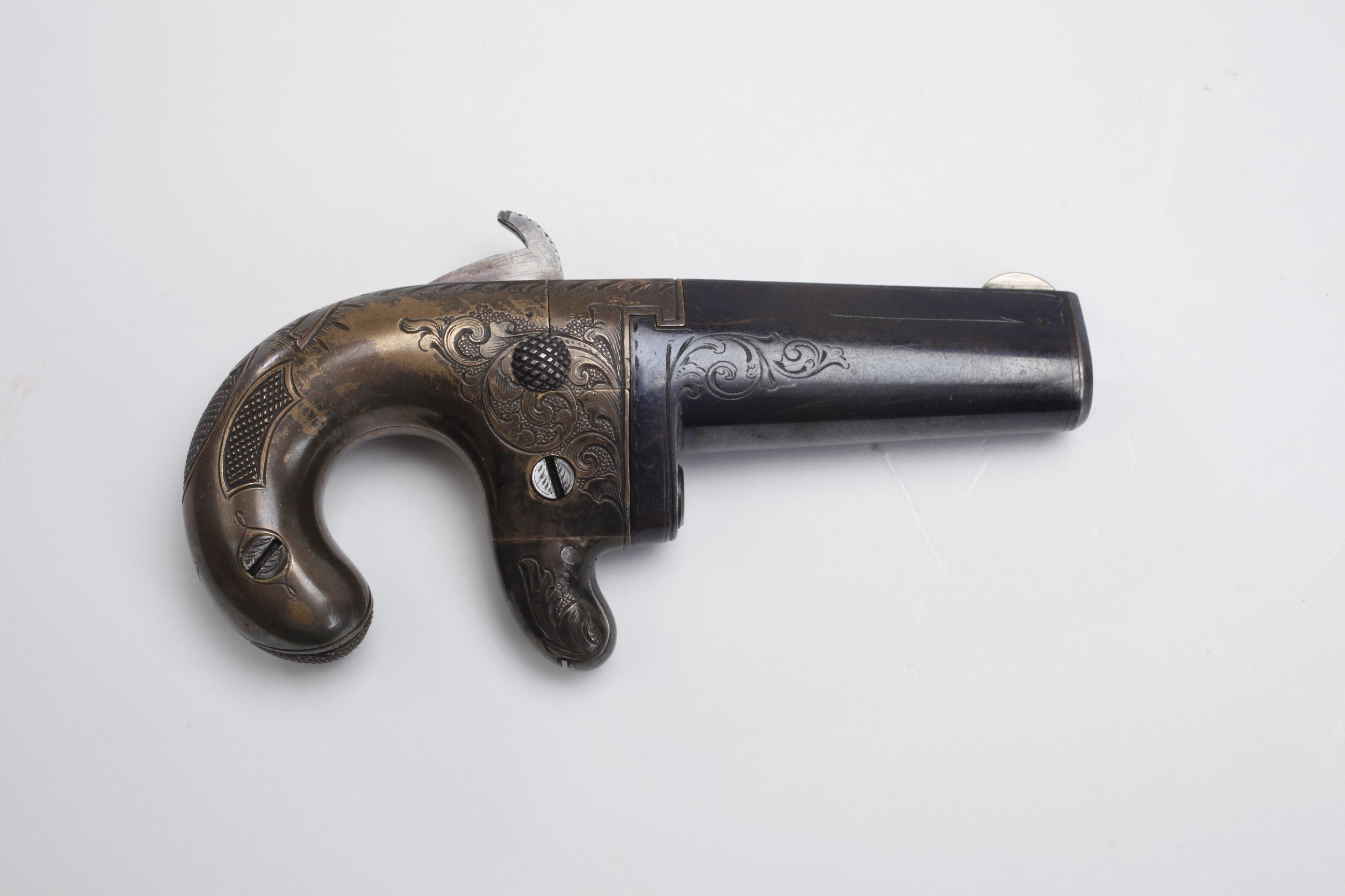 Moores Patent Firearms Co No 1 Derringer