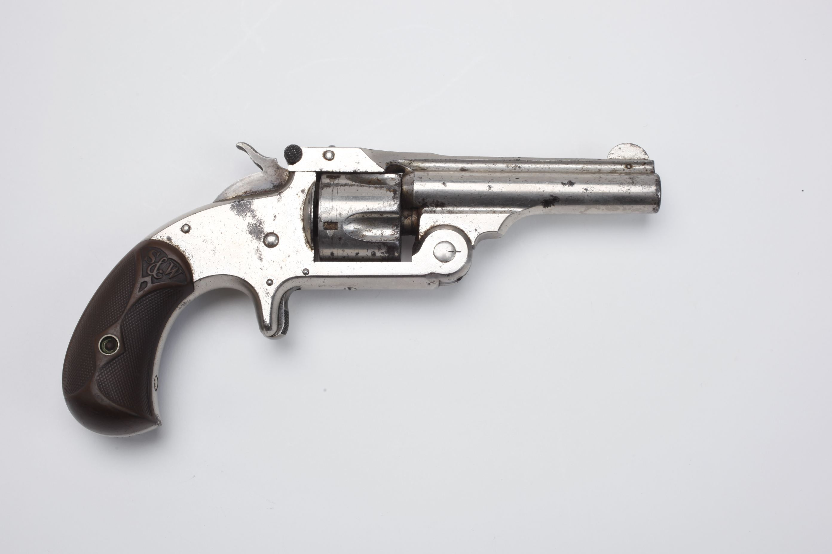 Smith & Wesson Model No one and one half revolver
