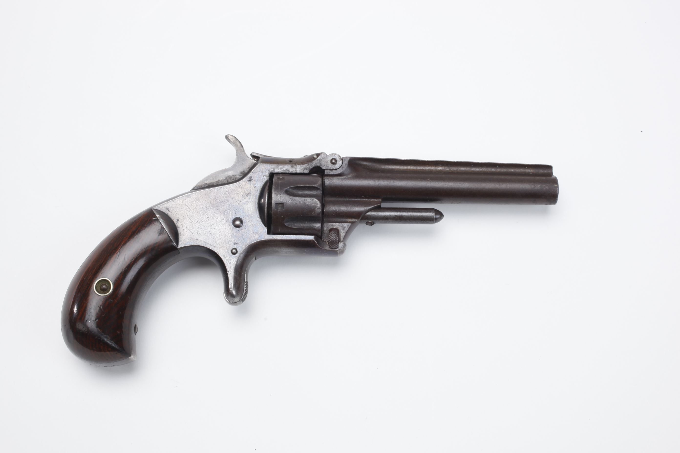 Smith & Wesson Model No 1 Third Issue revolver (1)