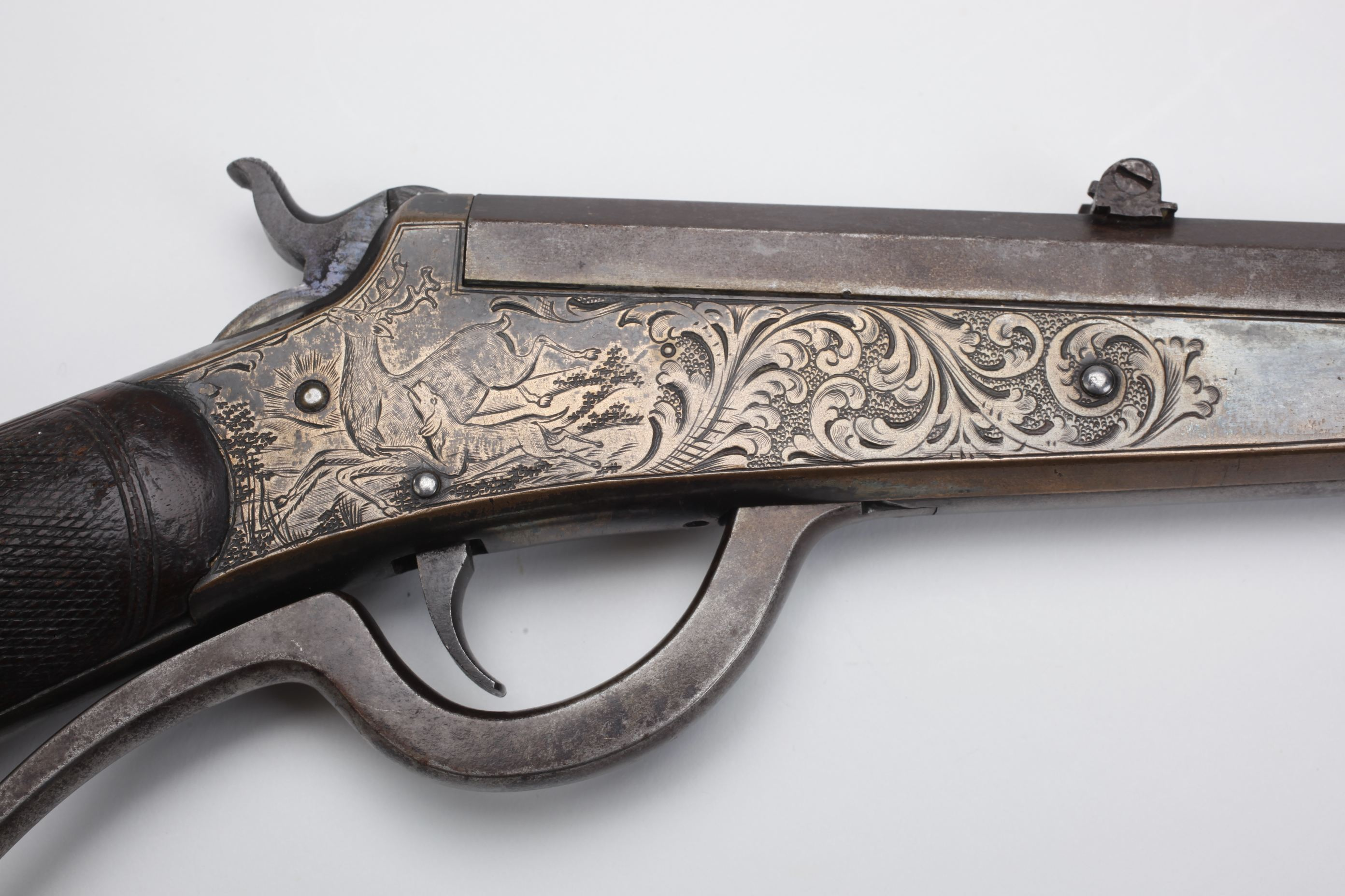 Annie Oakley's Remington Beals Rifle