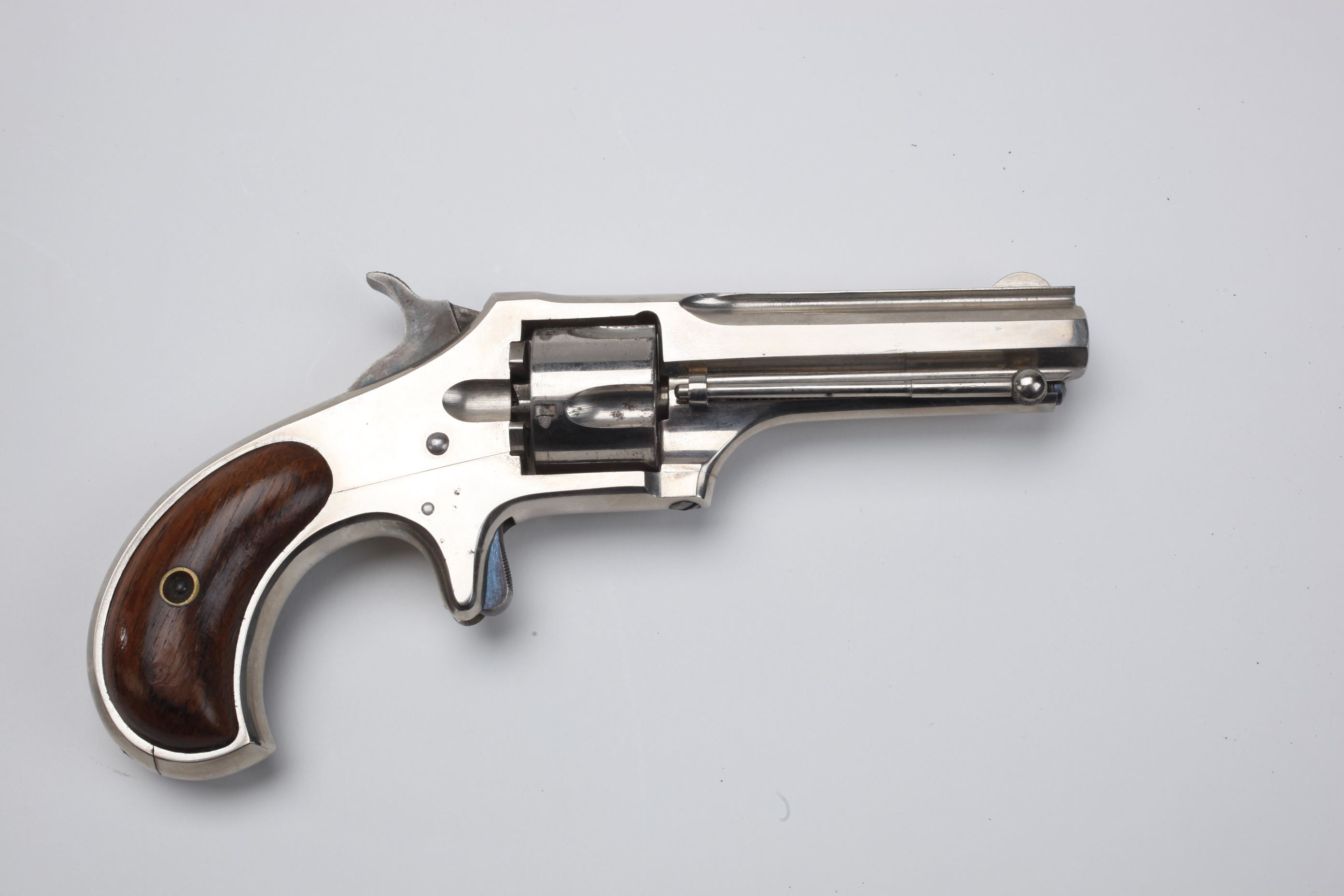 Remington Smoot New Model No 1 revolver