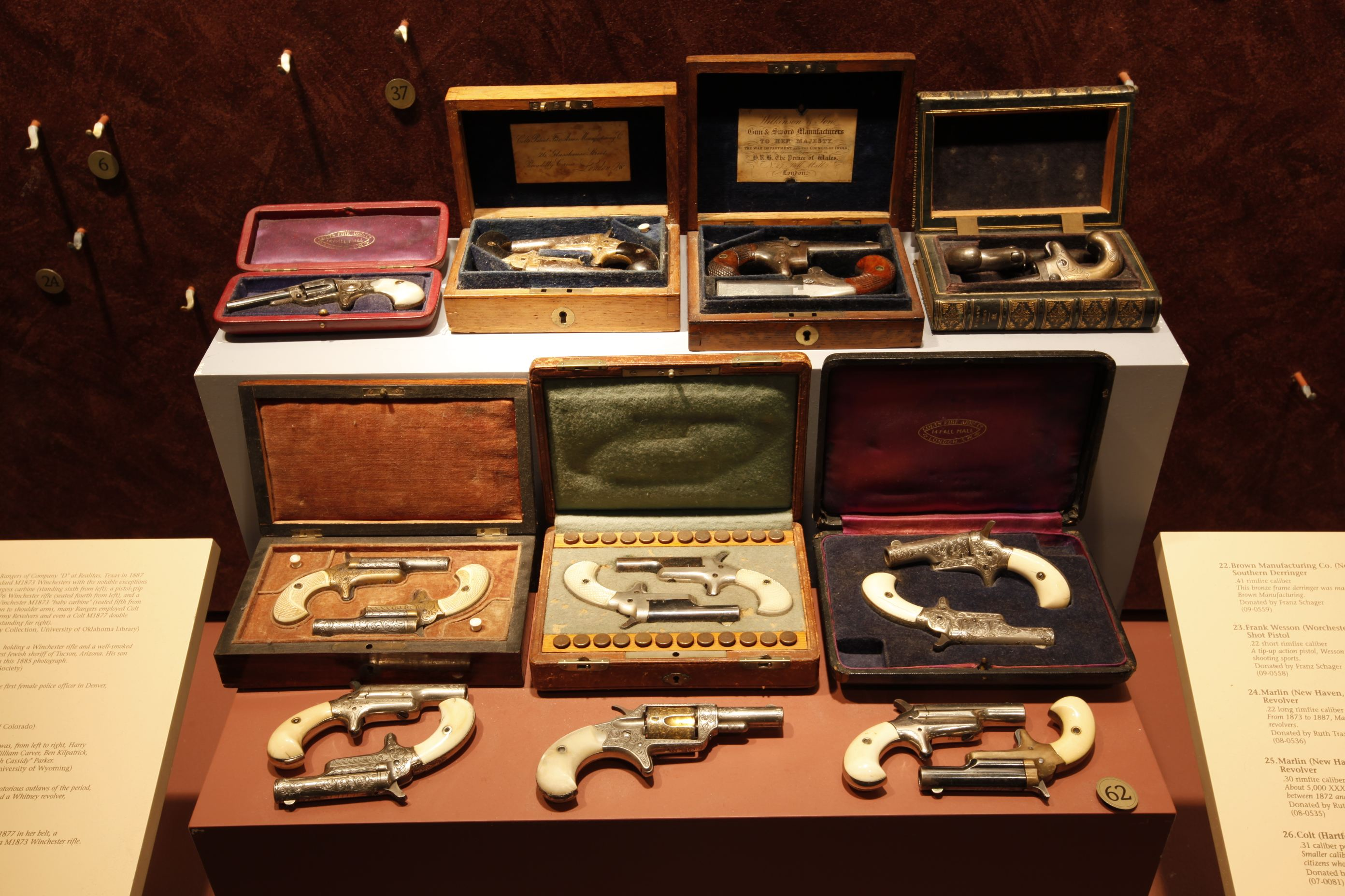 Kellert Colt Derringer Collection