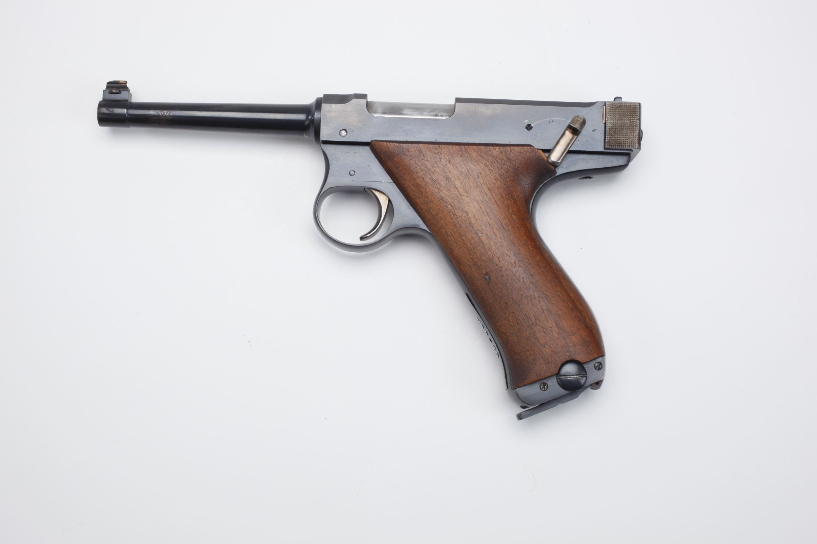 W. H. B. Smith Prototype Straight Pull Semi Automatic Pistol