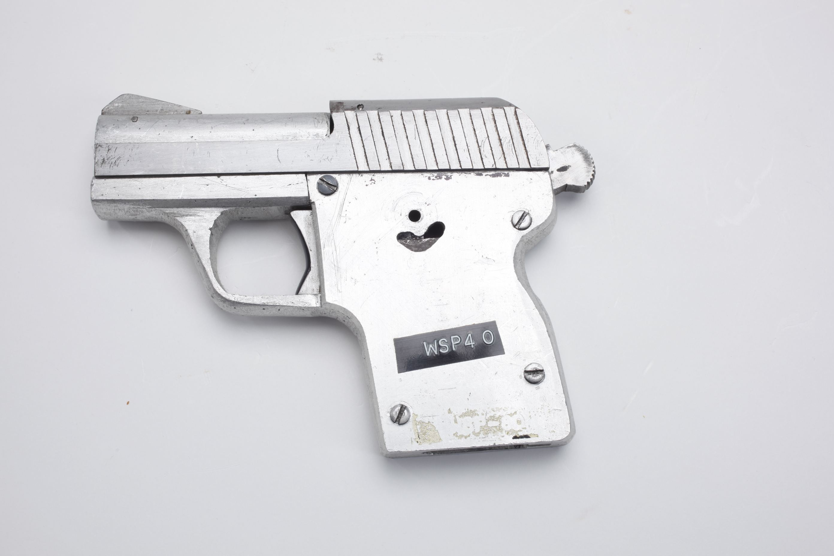 W. H. B. Smith WSP 40 Prototype Pistol
