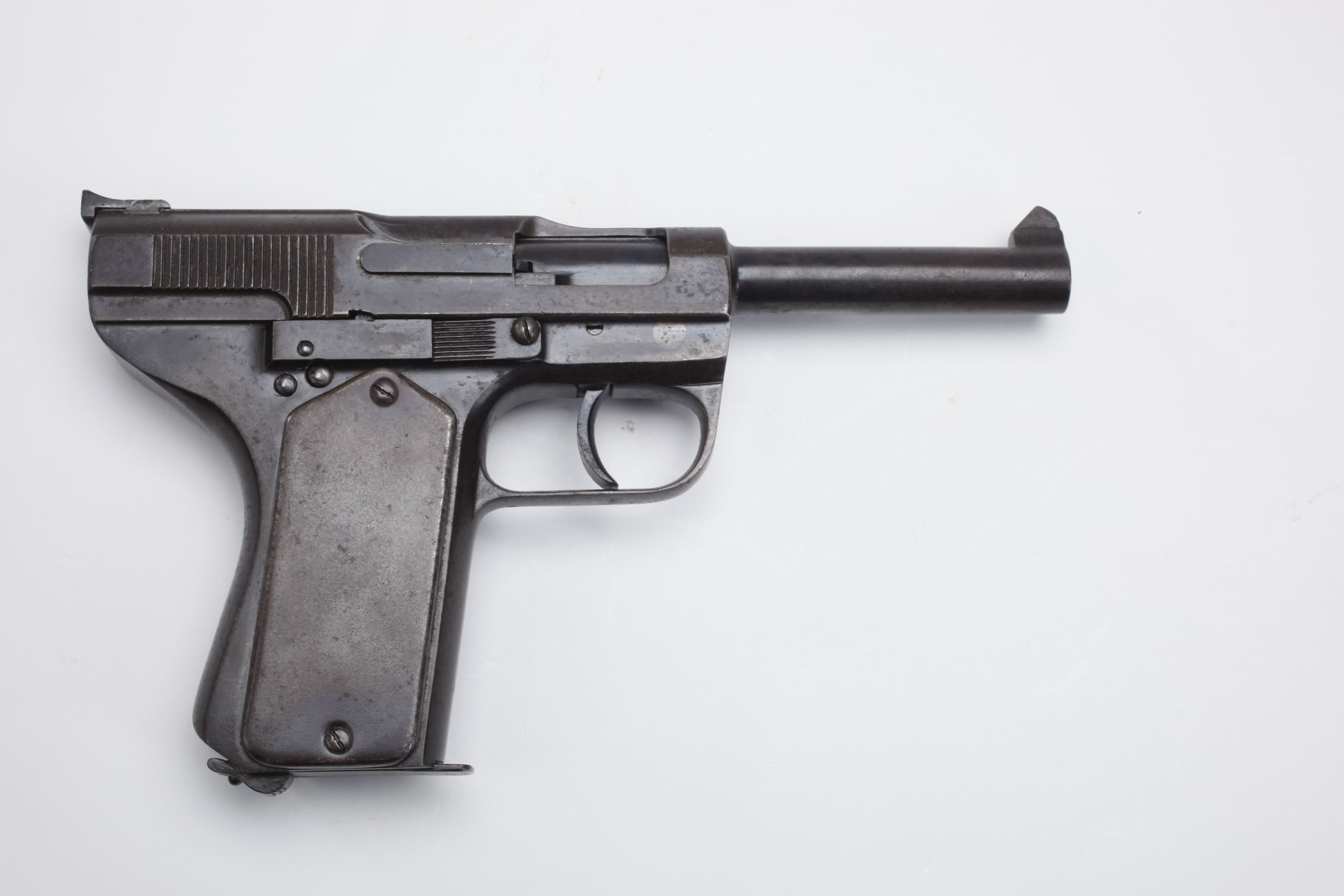 Danish Rifle Syndicate Schouboe Semi Automatic Pistol
