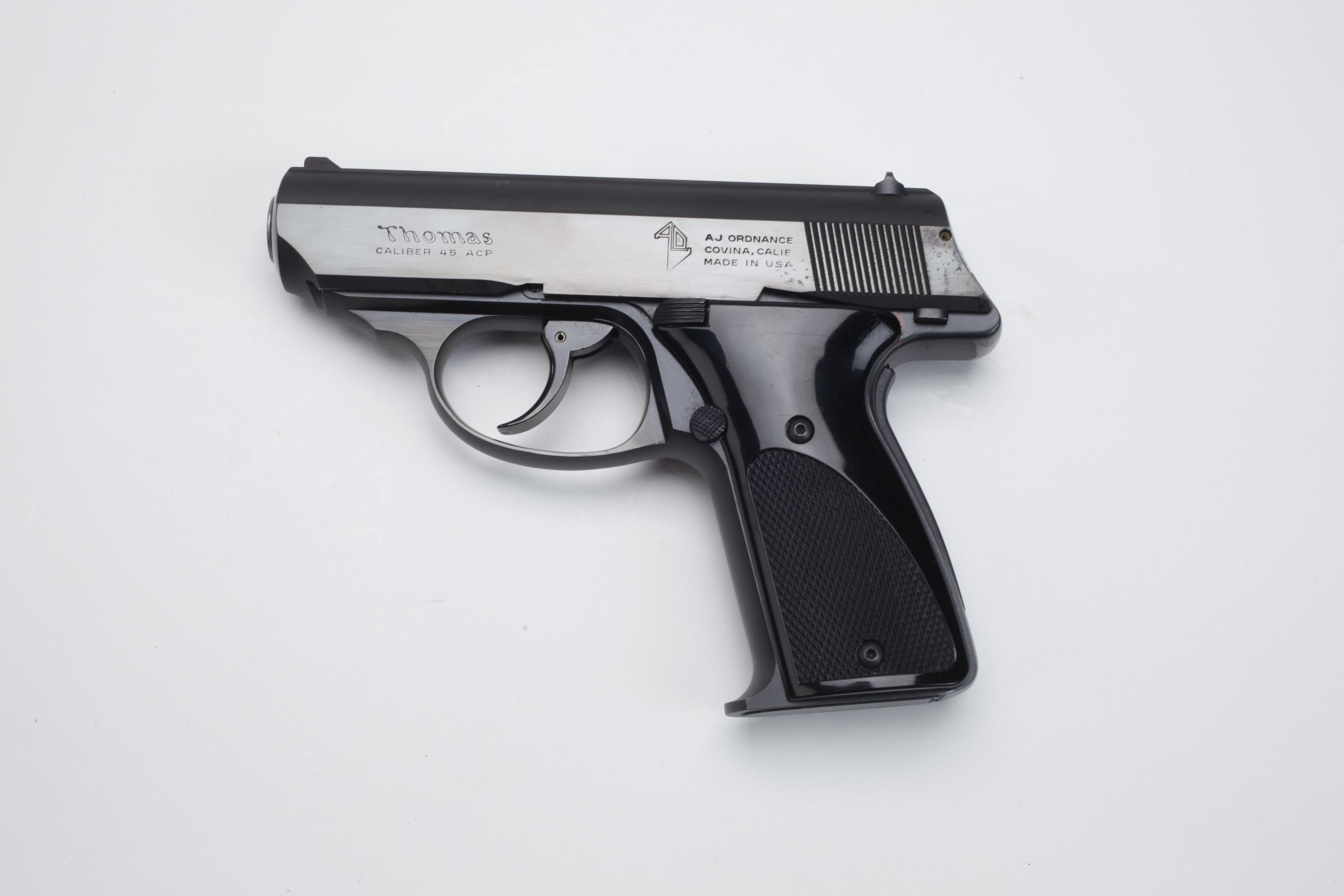 Thomas Semi-Automatic Pistol
