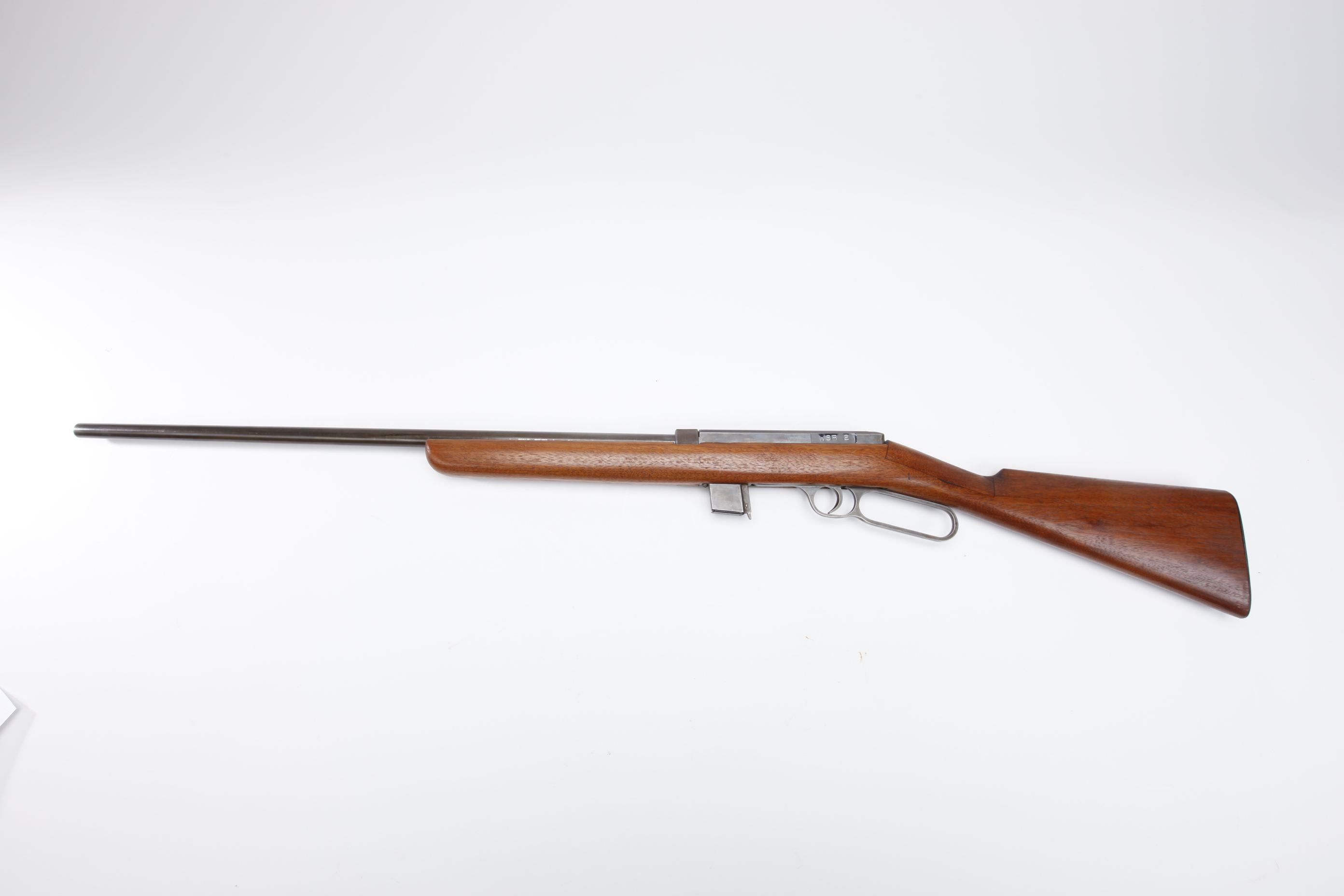 Winchester Model 1873 Rifle with Shotgun Conversion