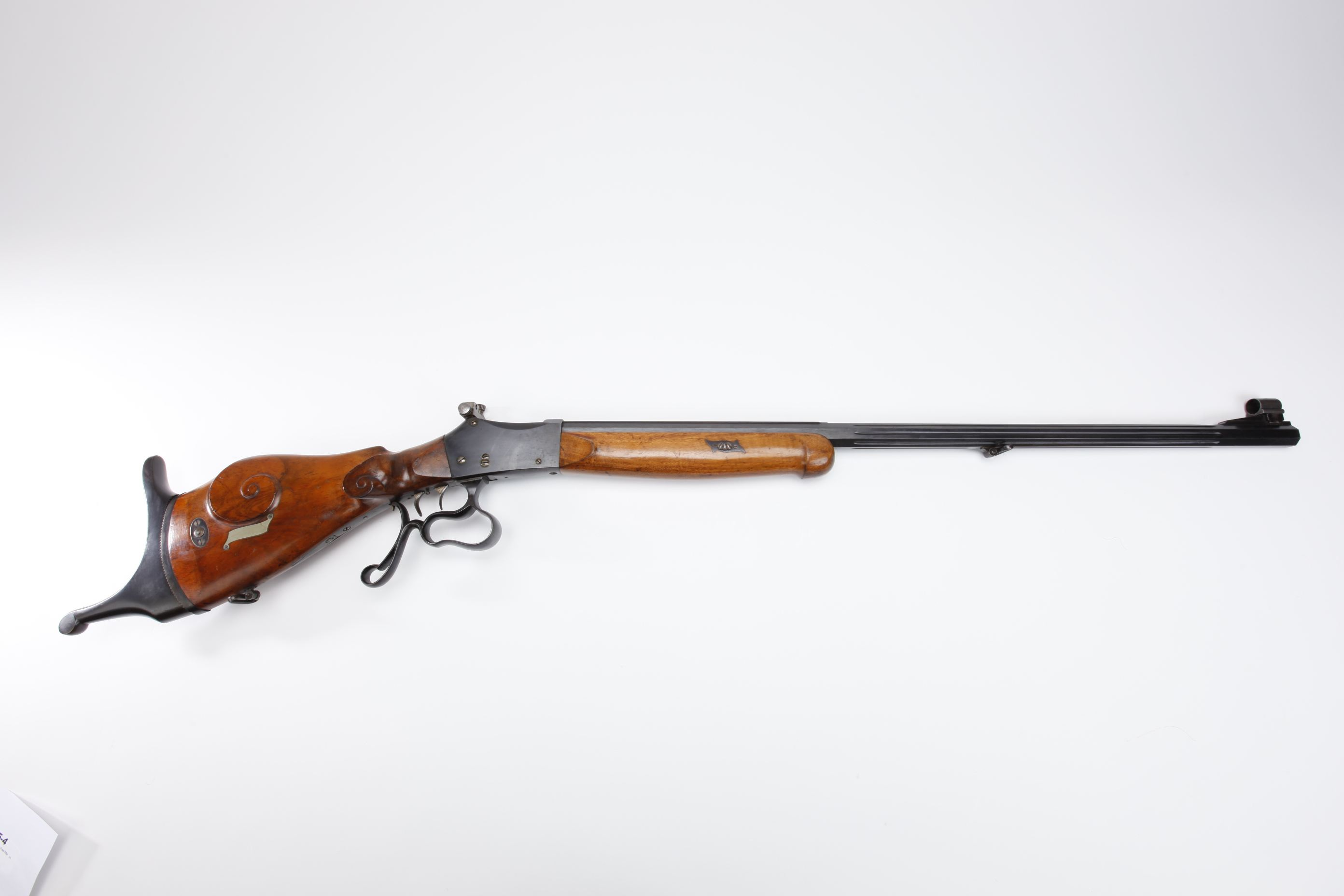J. Blattman Peabody Martini Free Rifle