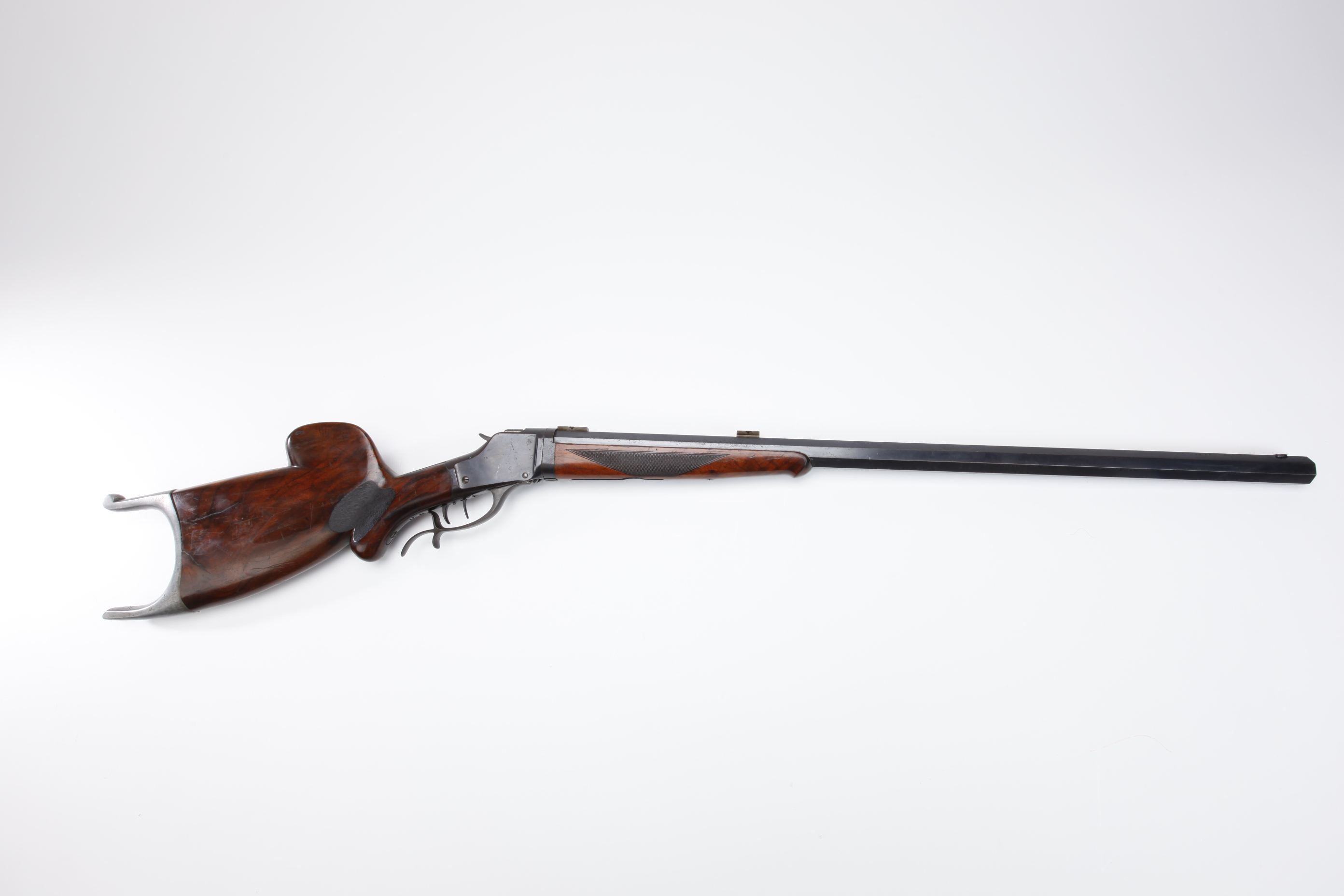 Winchester Model 1885 Falling Block Single Shot Rifle