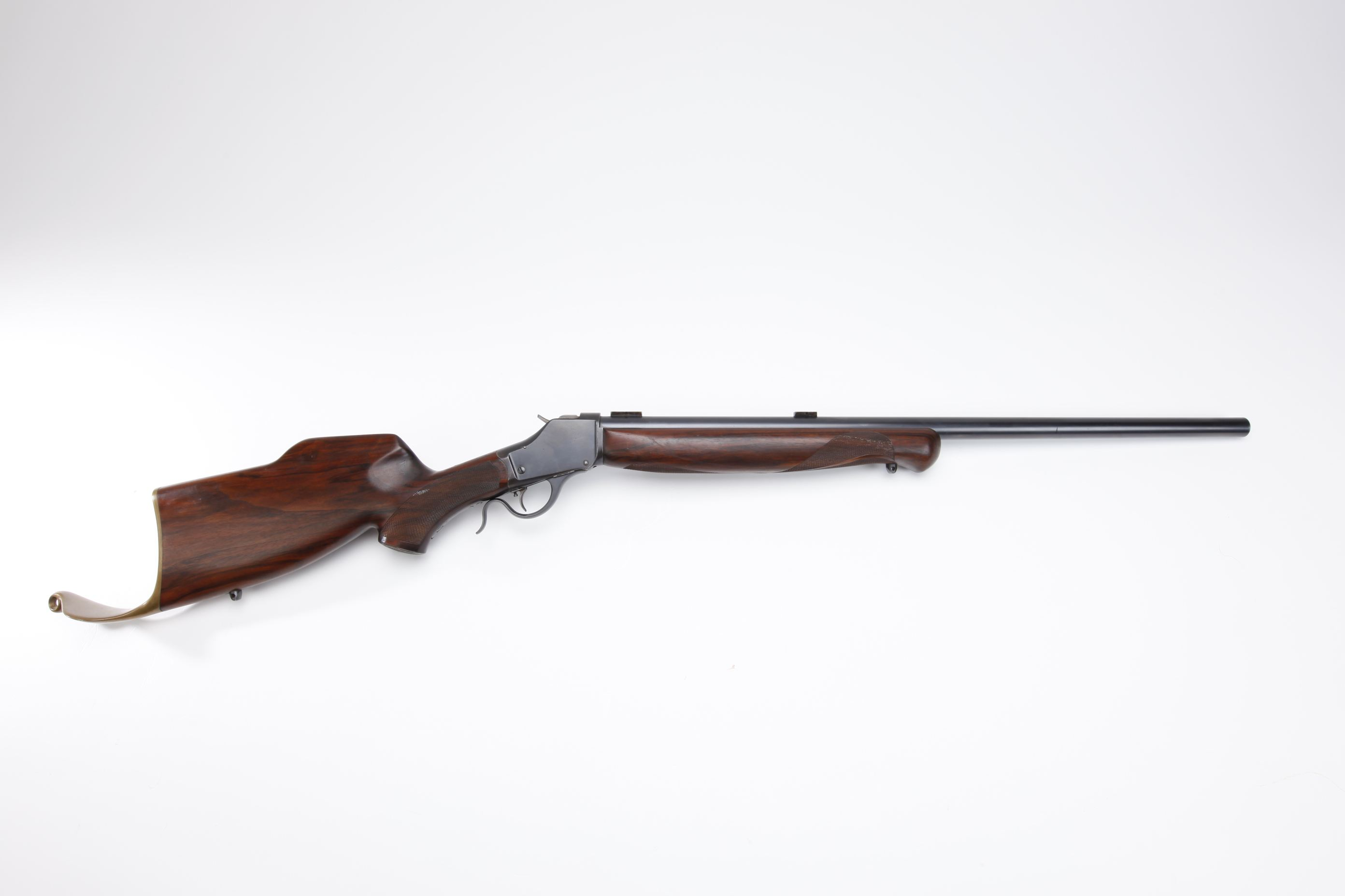 Winchester Model 1885 Falling Block Single Shot Rifle (1)