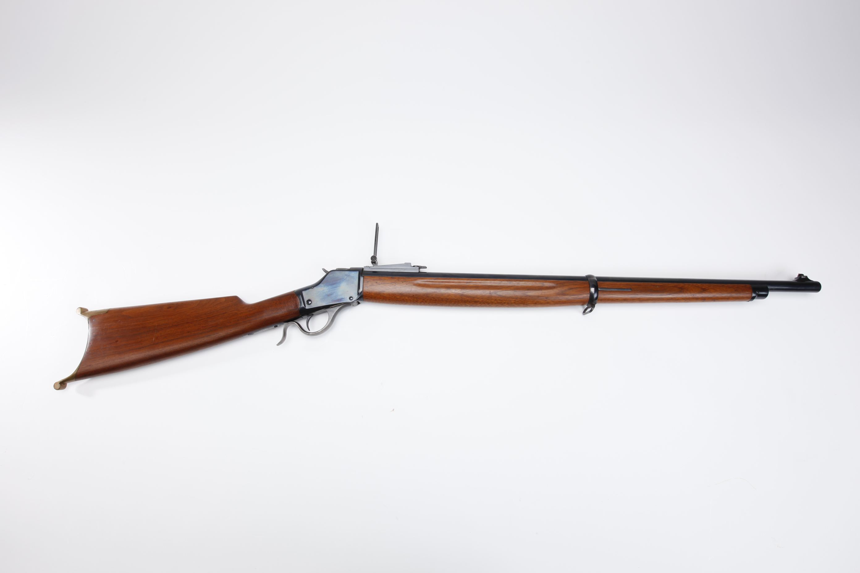 Winchester Model 1885 Falling Block Single Shot Rifle (2)