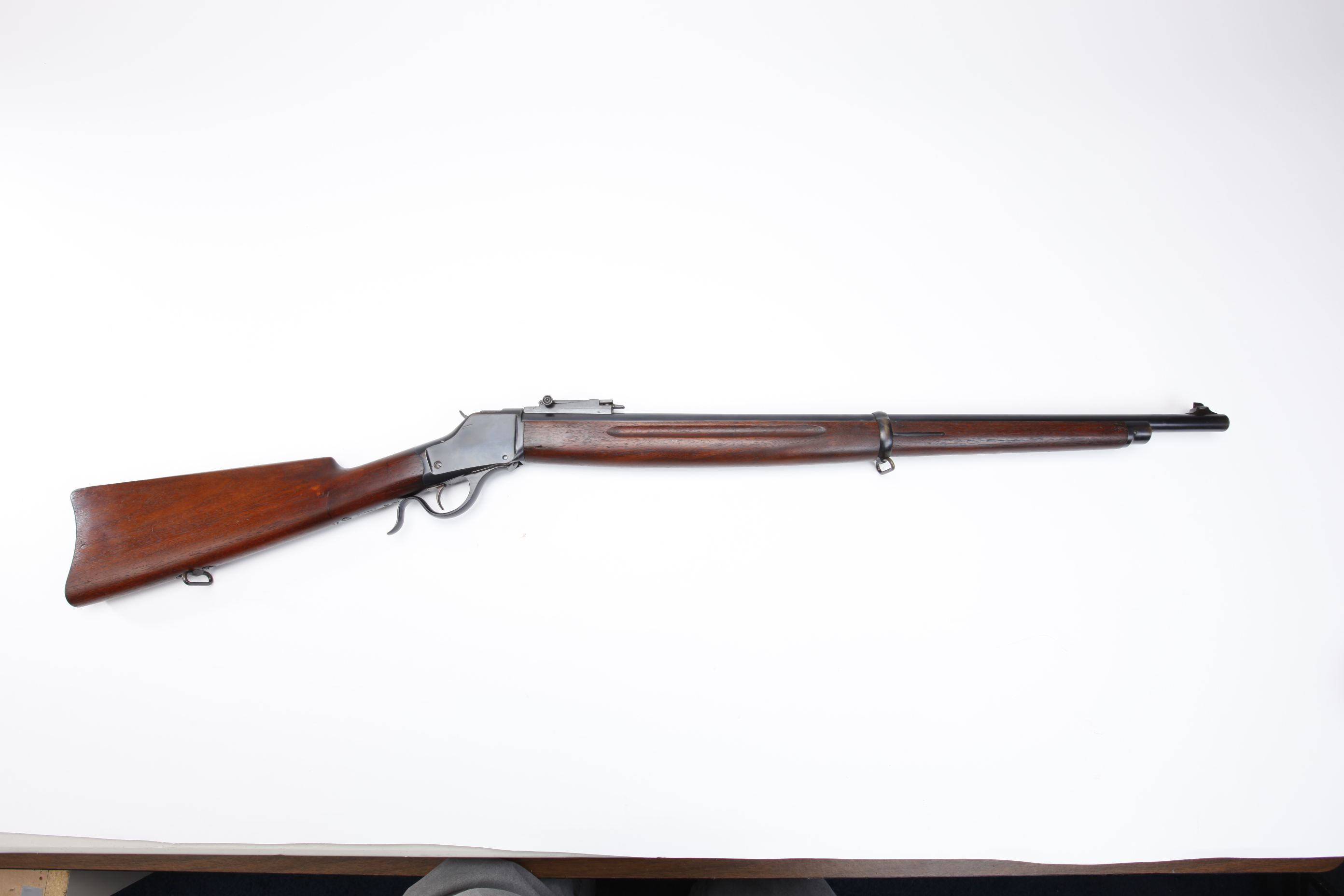 Winchester Model 1885 Falling Block Single Shot Rifle (3)