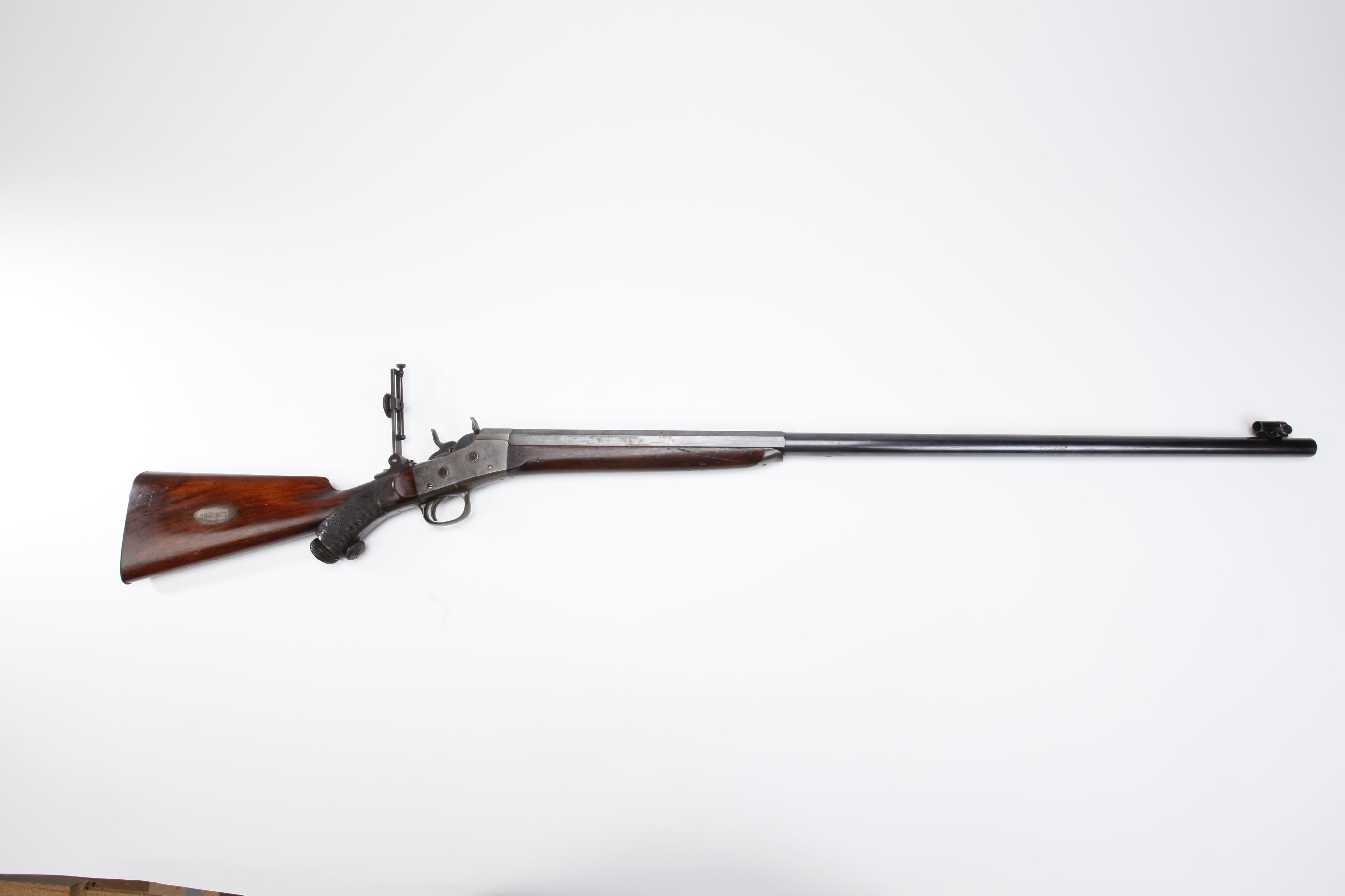 Remington Creedmoor Long Range Rifle