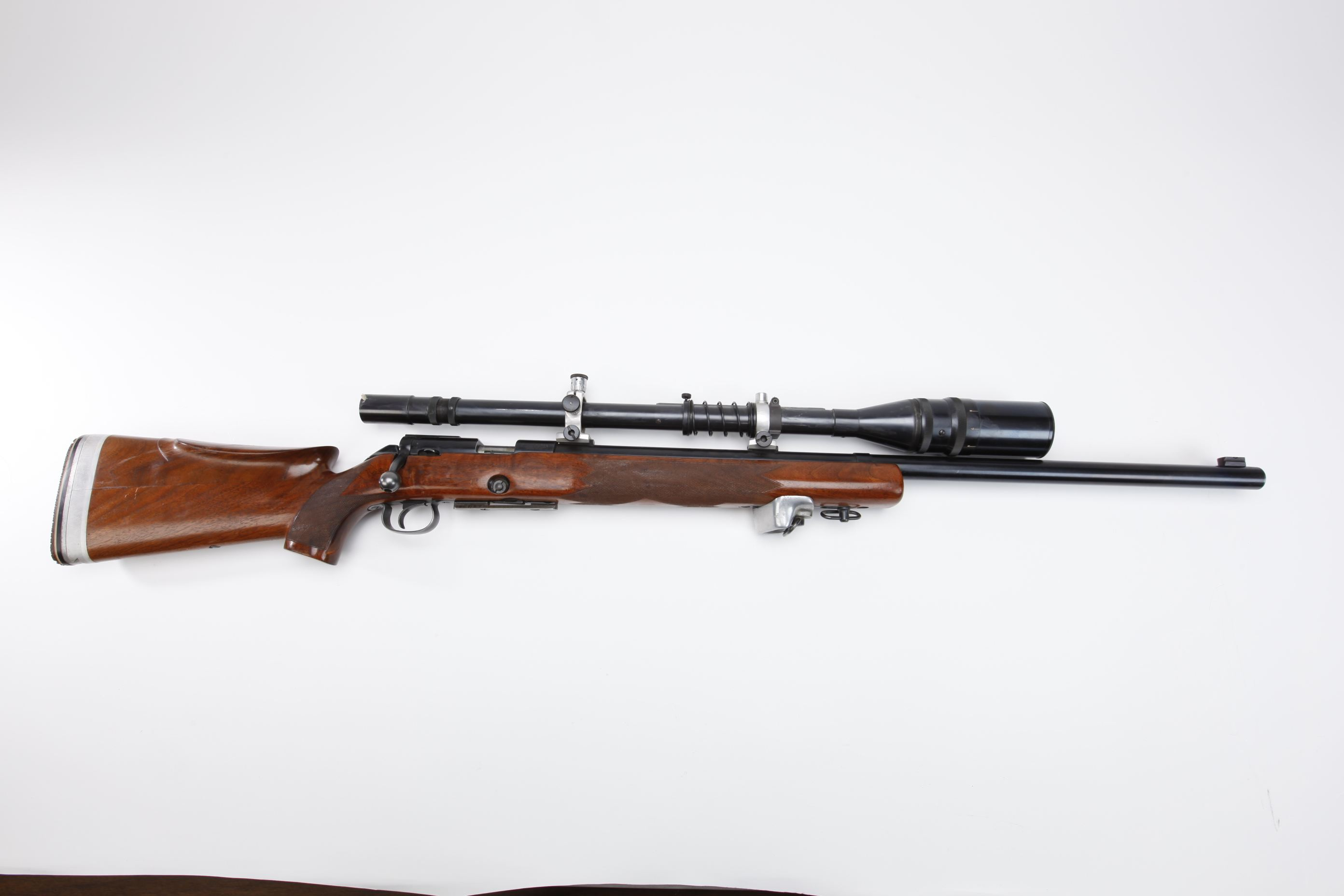 Winchester Model 52 Bolt Action Rifle