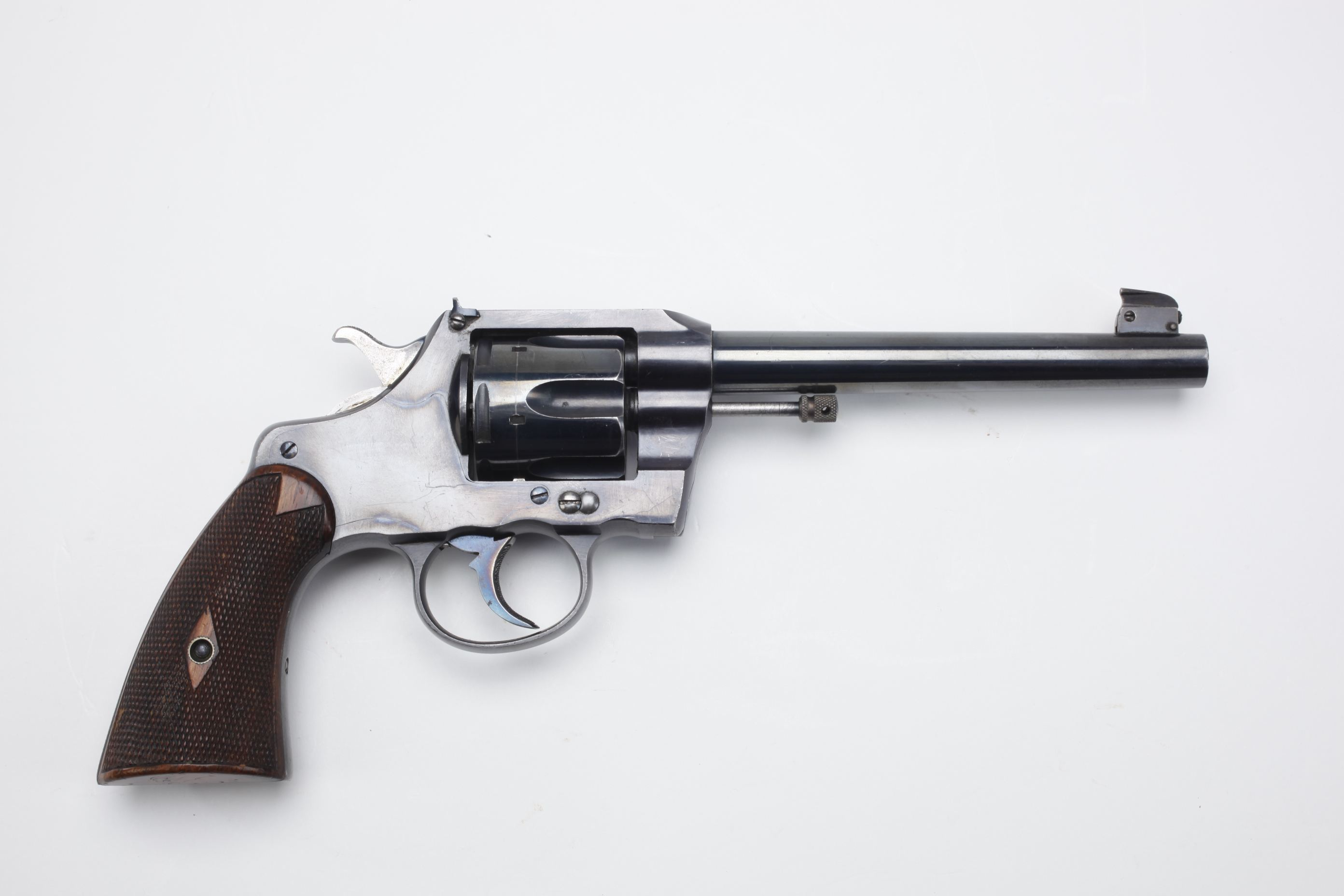 Colt Presentation Officers Model Target Revolver