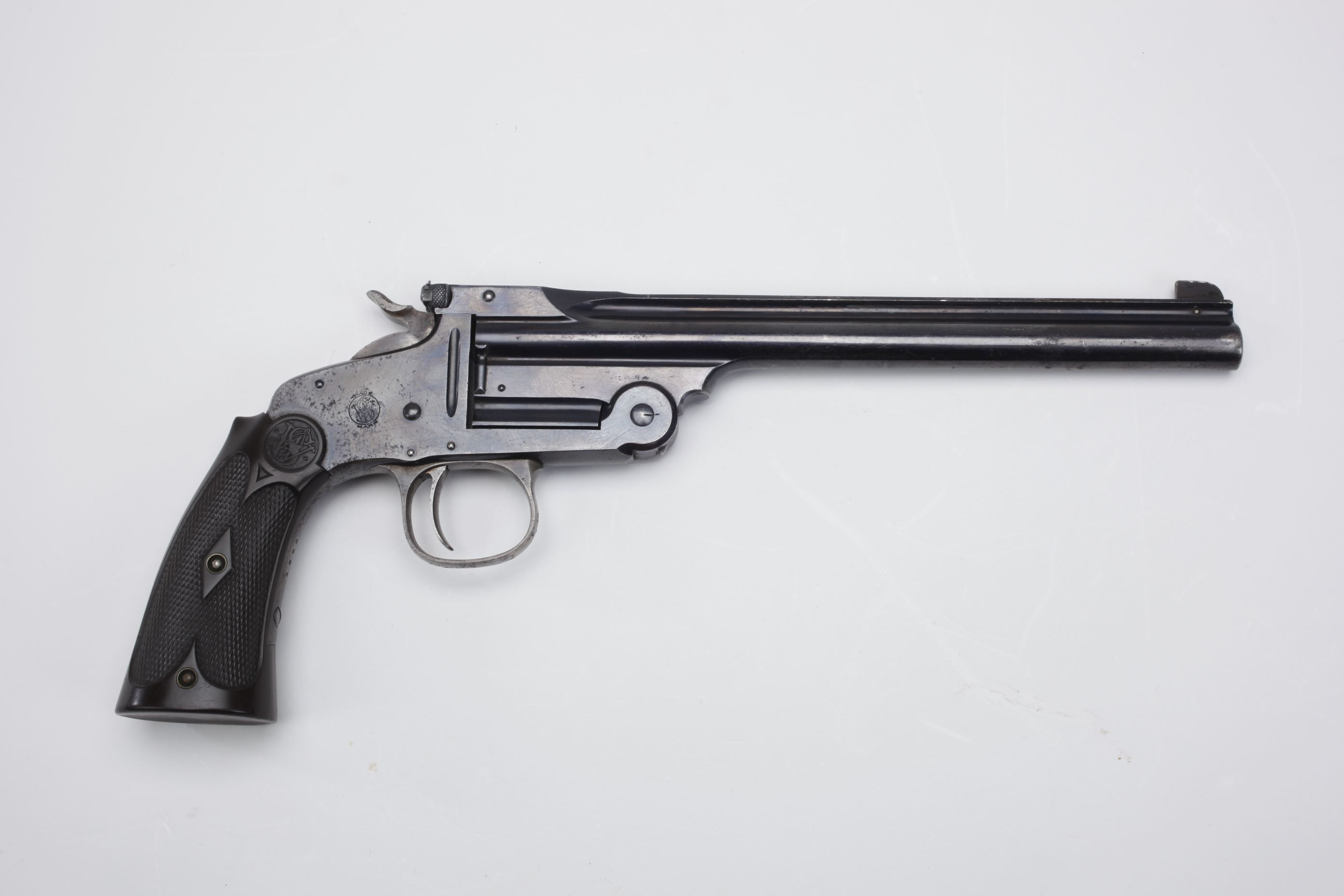 Smith & Wesson Second Model Single Shot Pistol